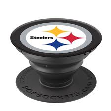 PIT Steelers Helmet PopSocket