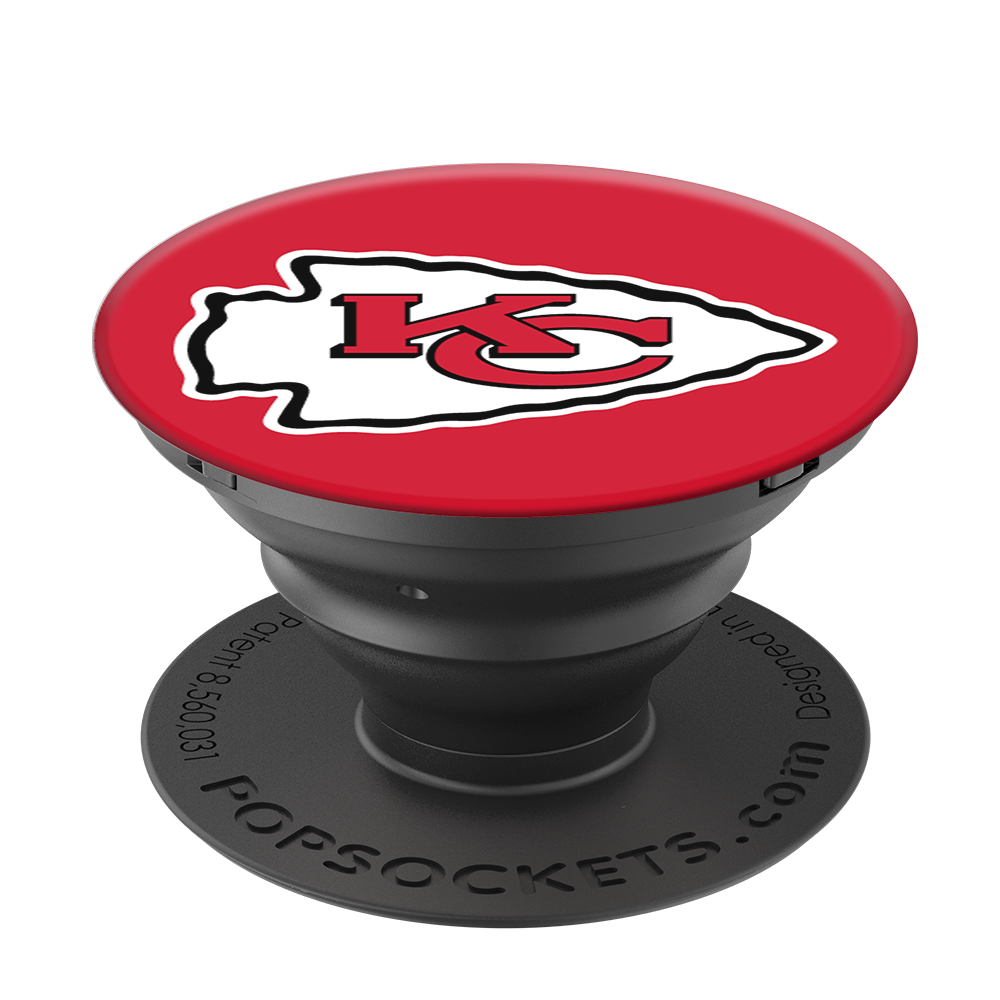 Kansas City Chiefs Helmet PopSocket
