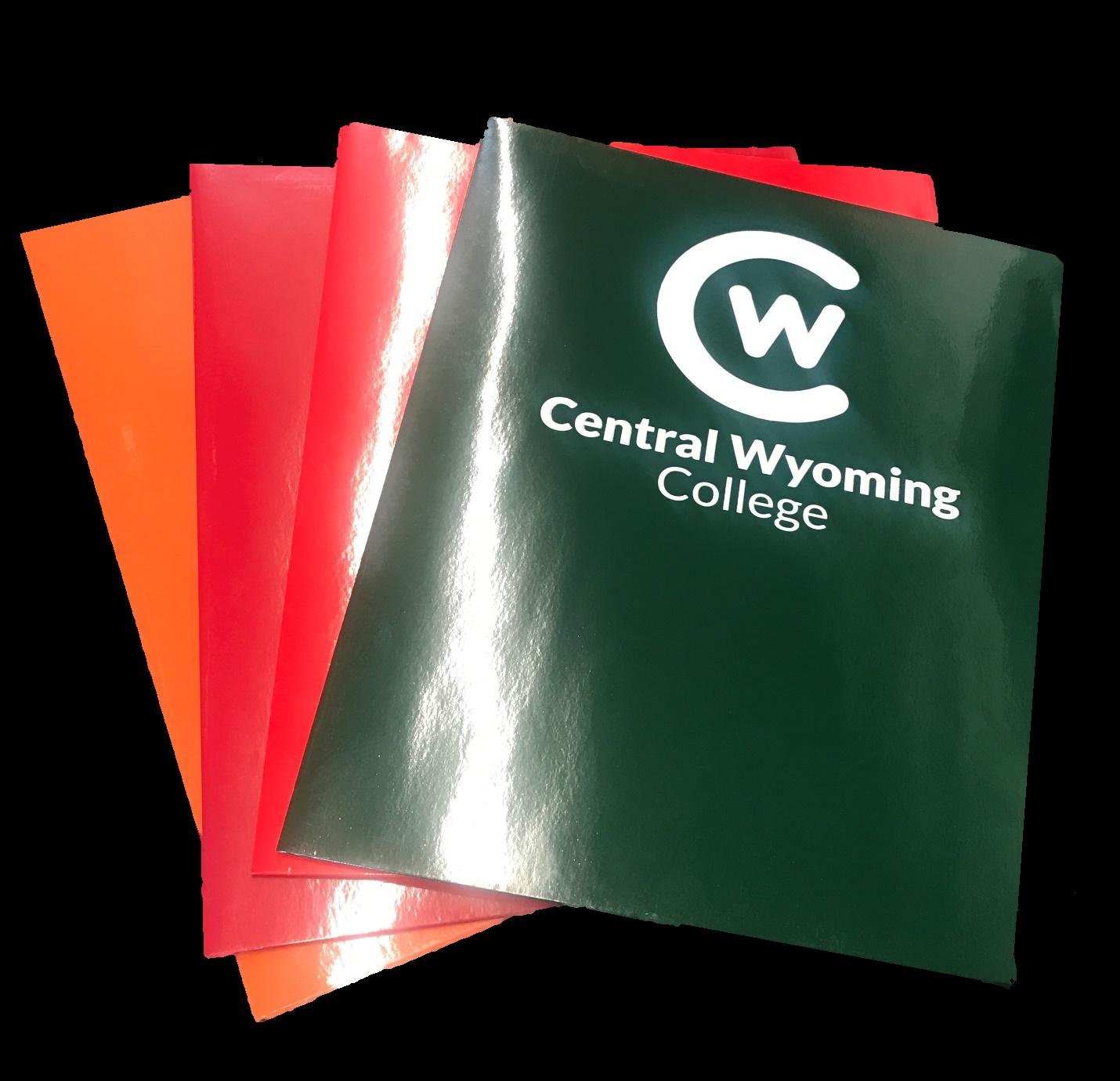 CW Logo Folder