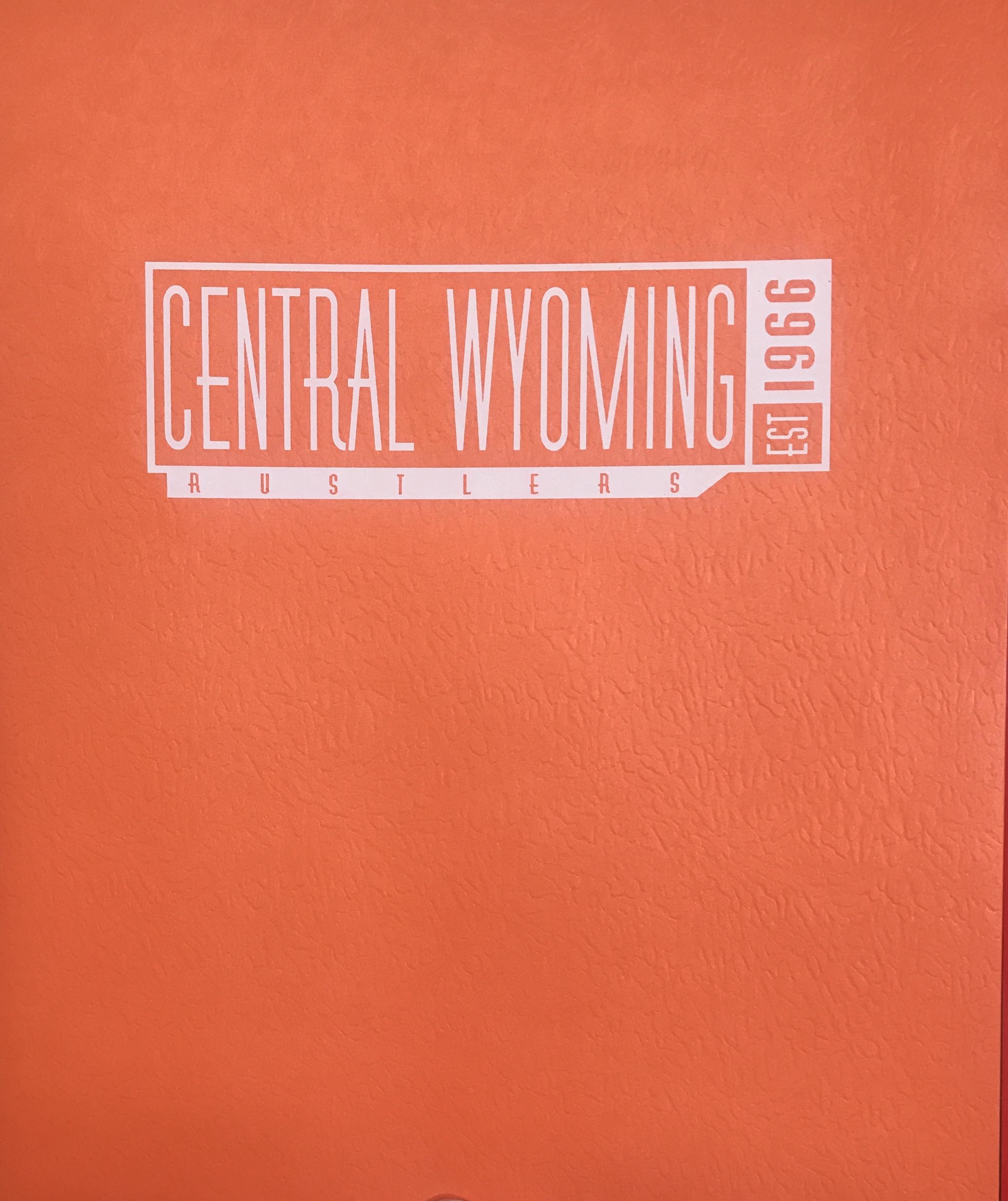 Rustlers Est 1966 CWC Folder
