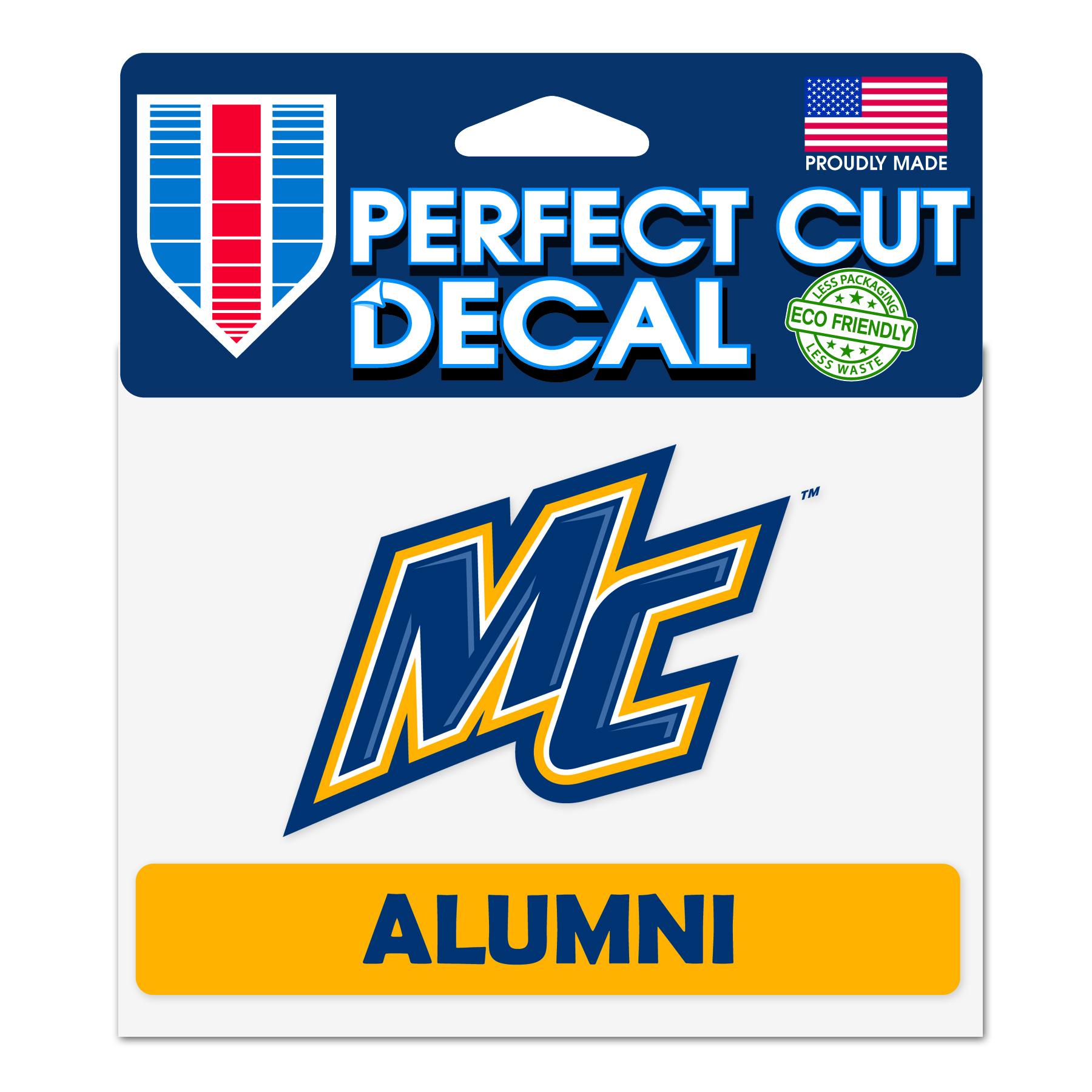 Decal - Alumni