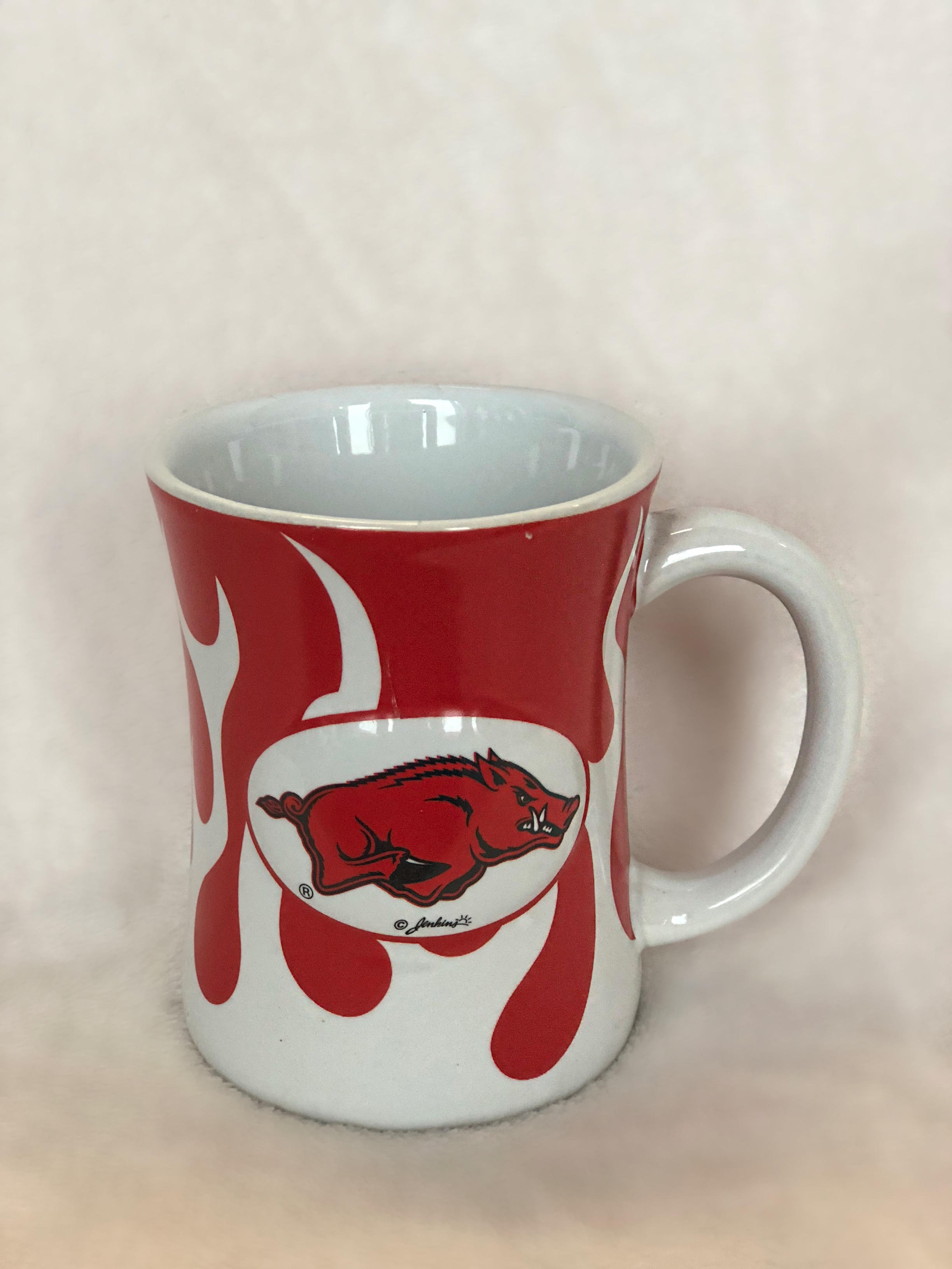 Razorback Flame Mug