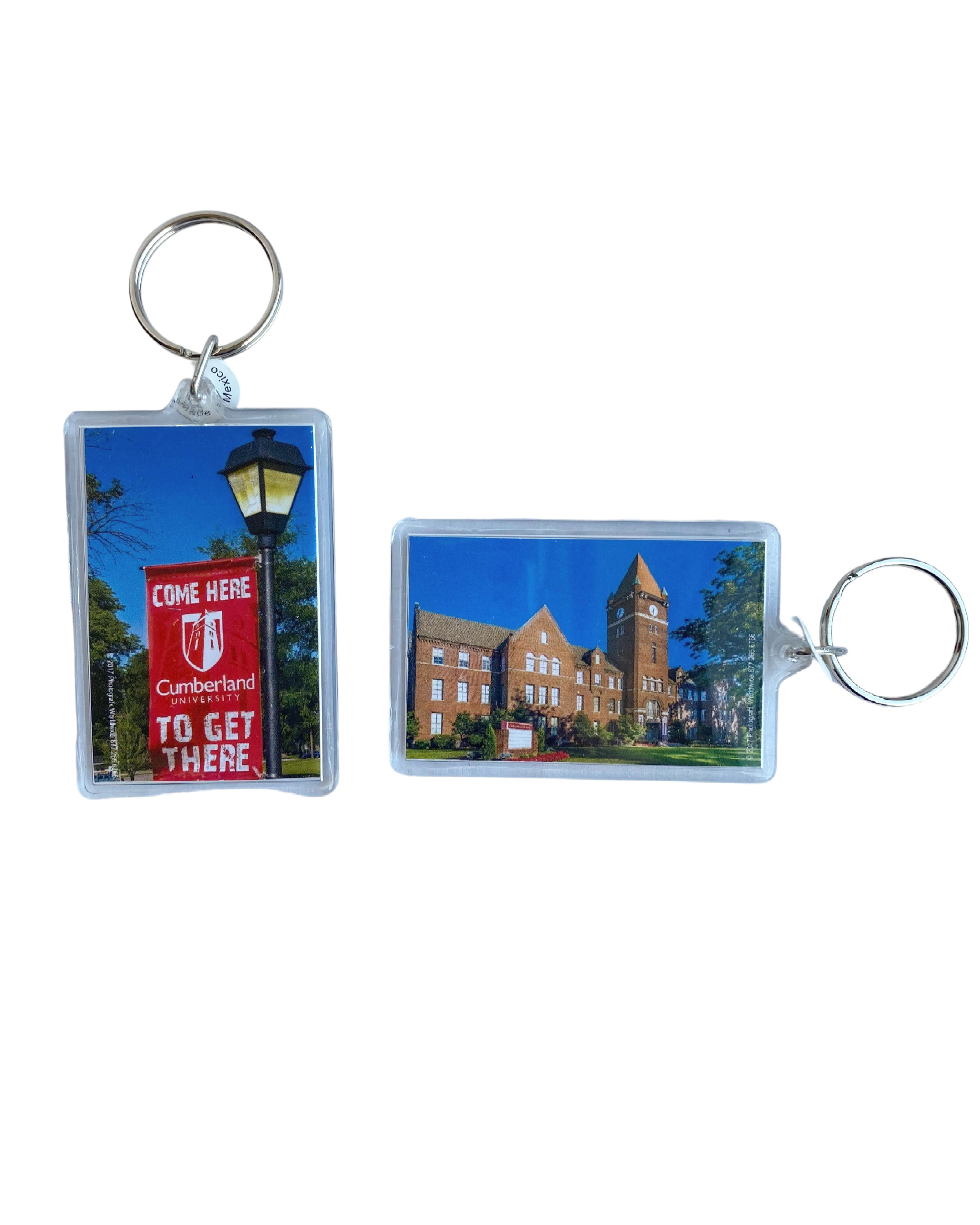 Cumberland Photo Keychain