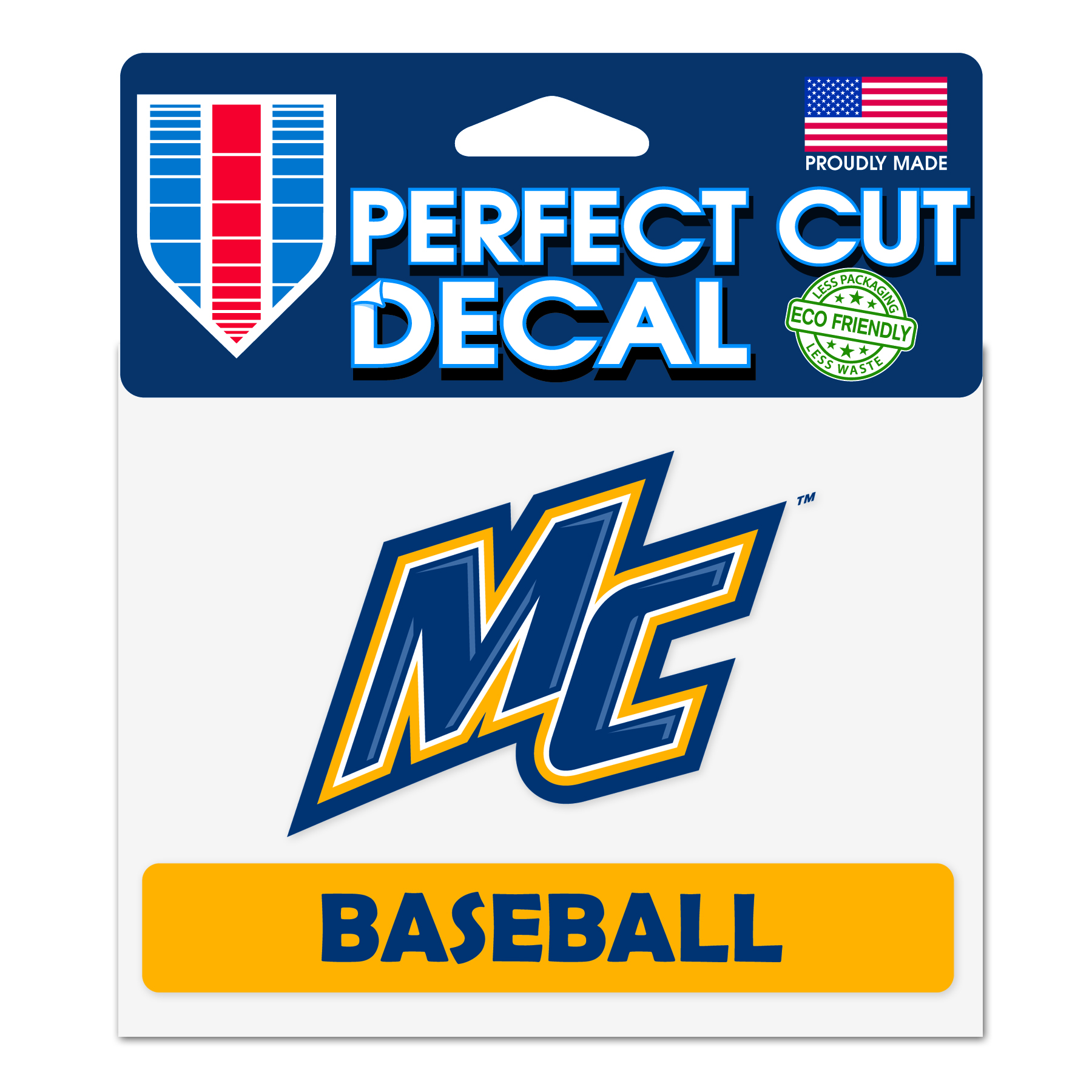 Decal - Baseball