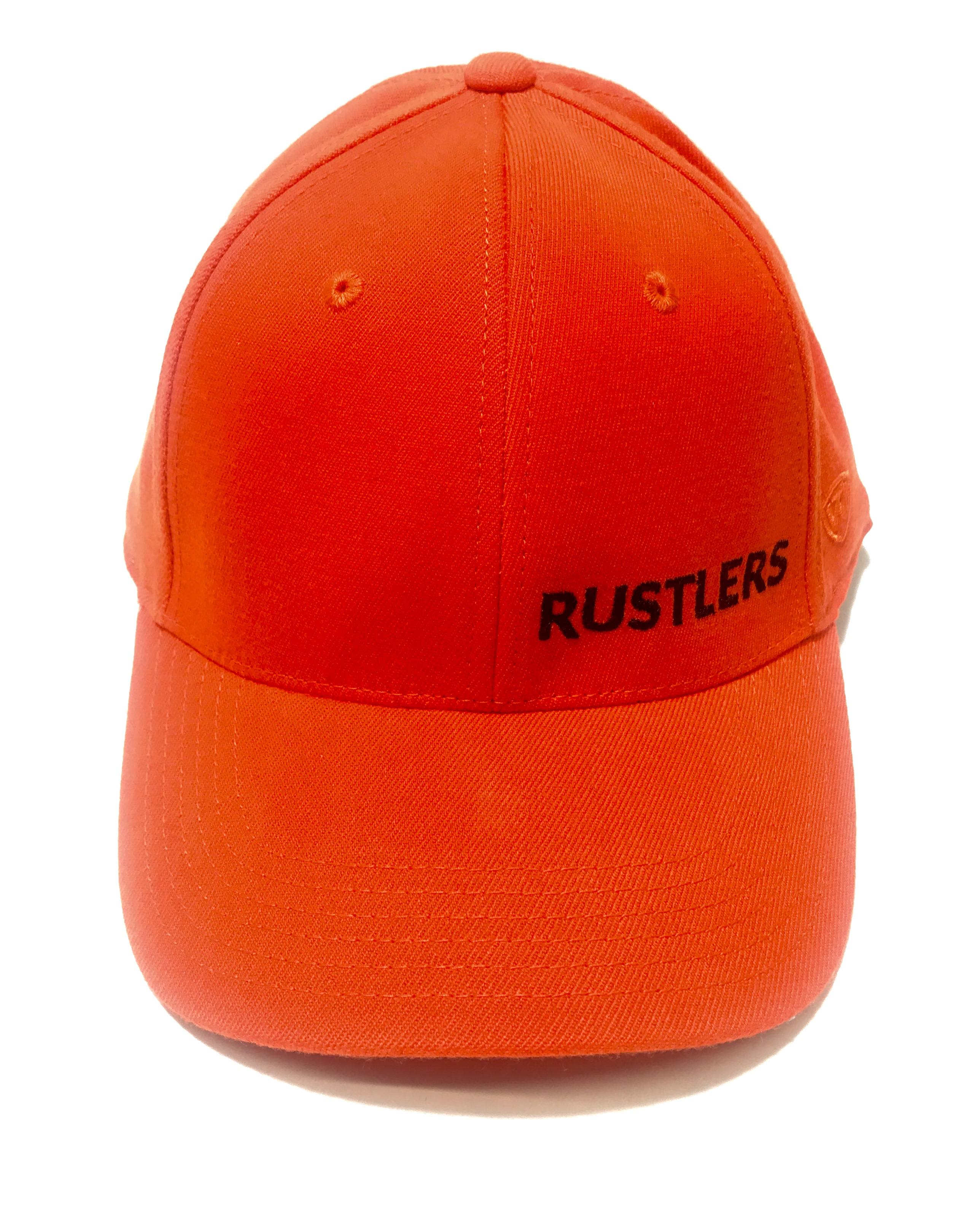 Orange CW Rustlers Baseball Cap