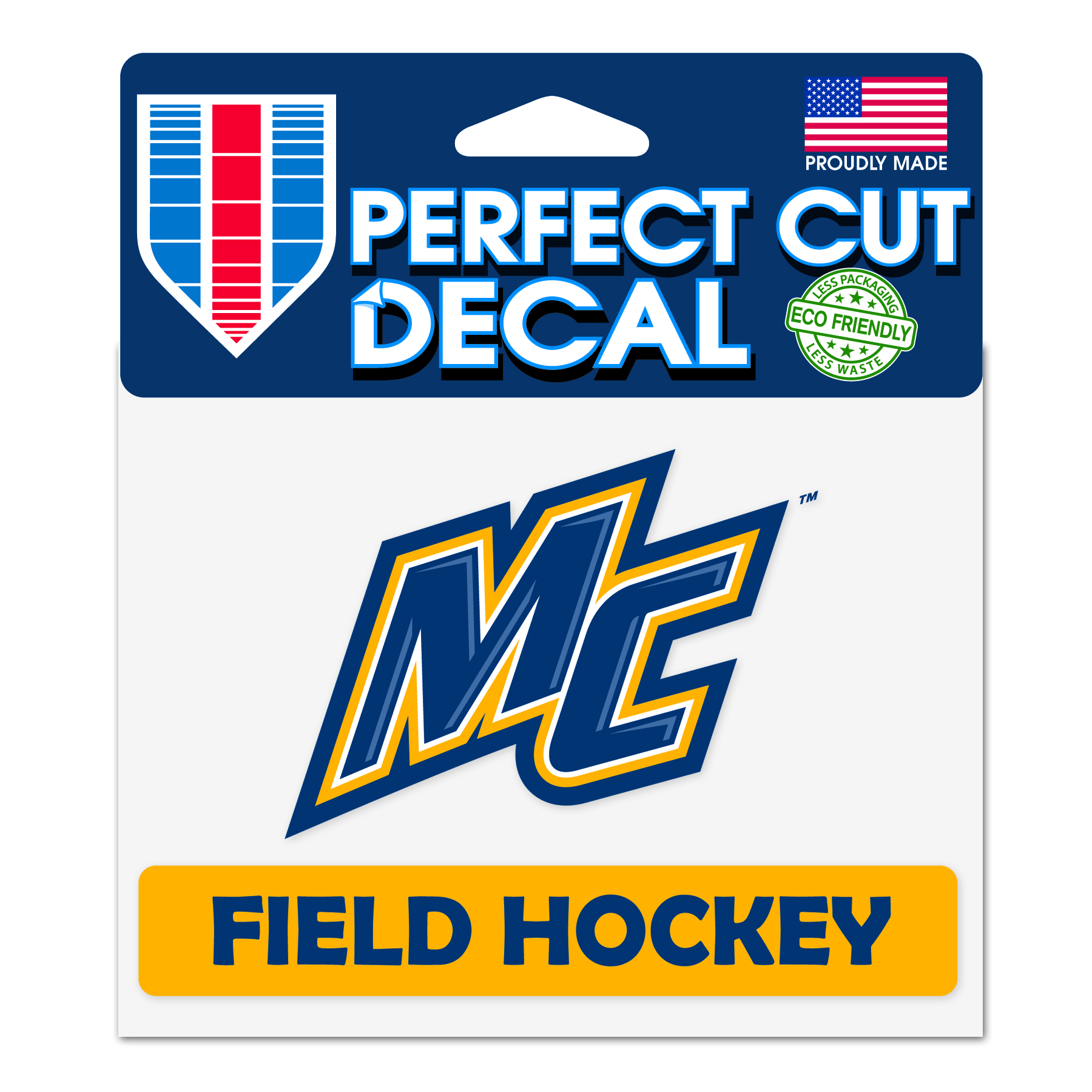 Decal - Field Hockey