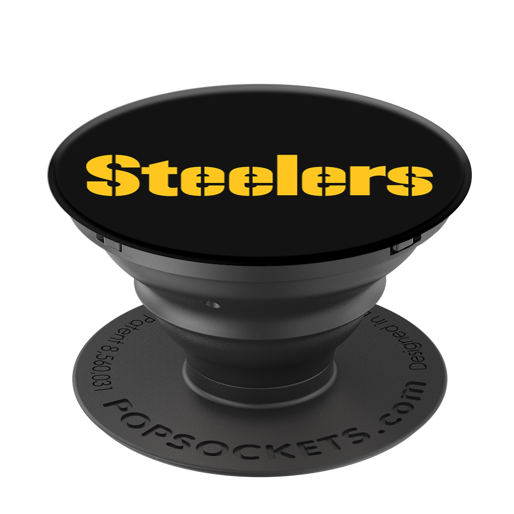 PIT Steelers Logo PopSocket
