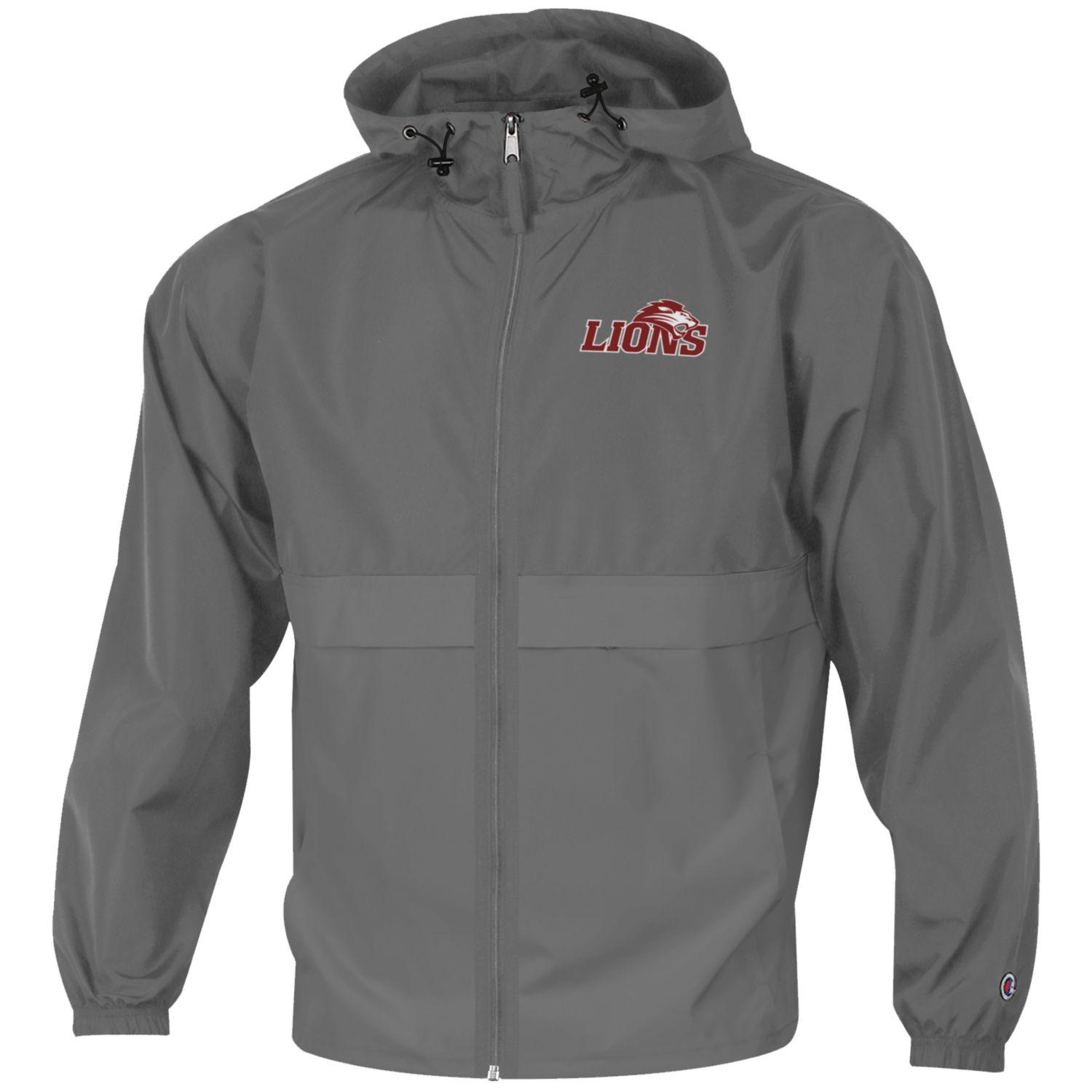 Lions Lightweight Full Zip