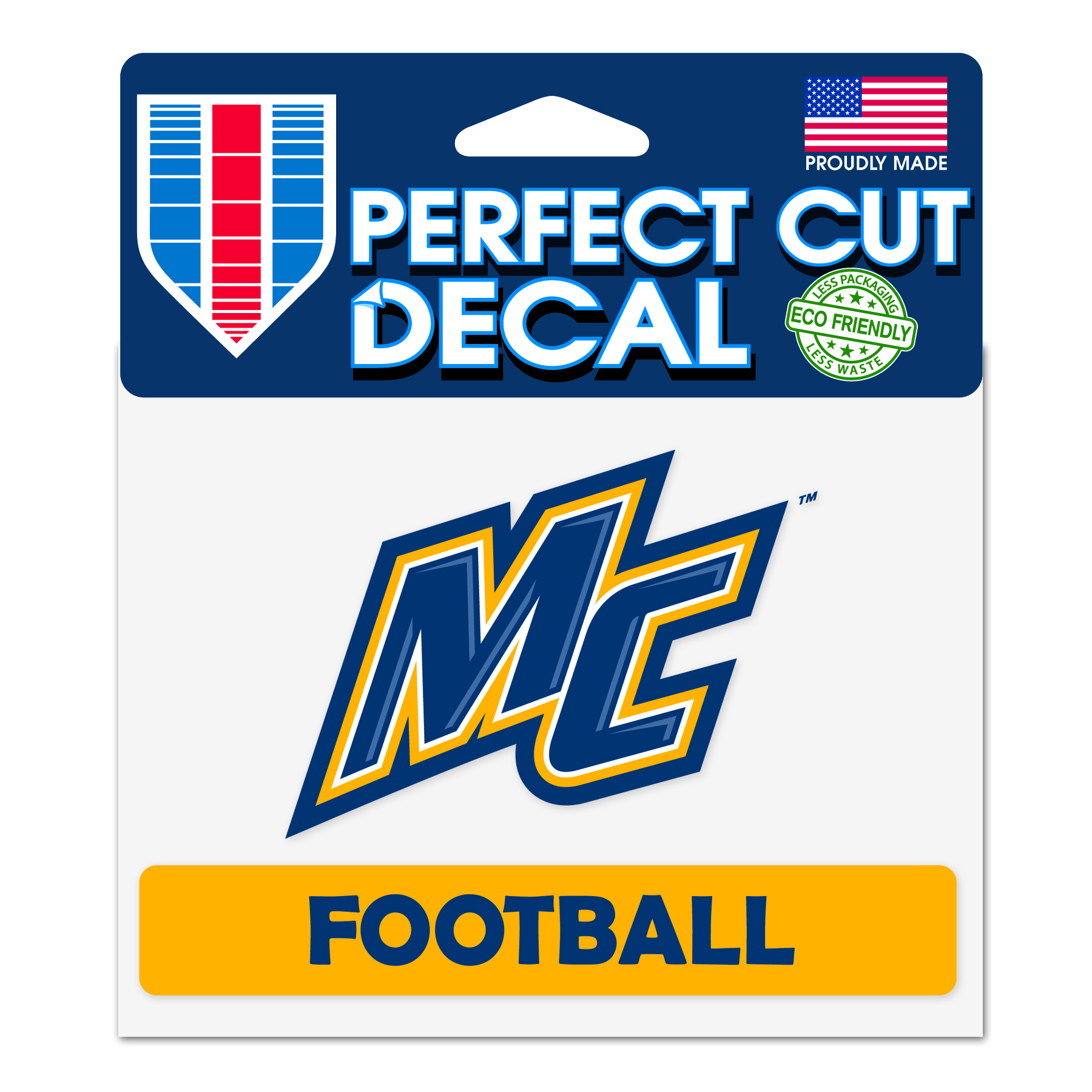 Decal - Football