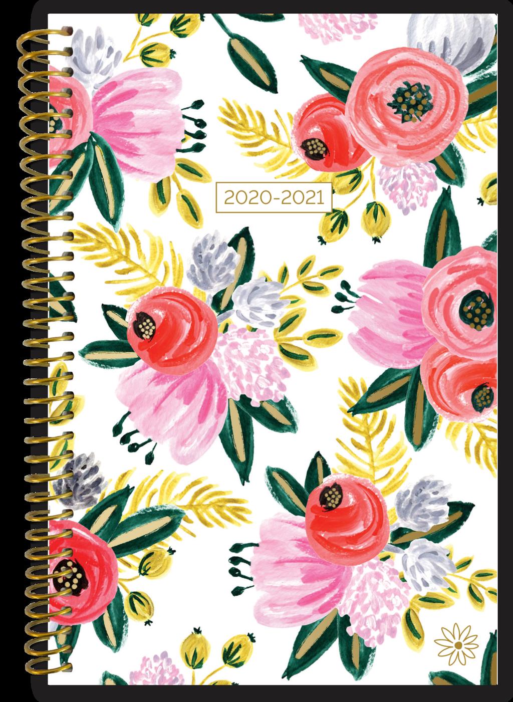 Rustic Blooms Planner