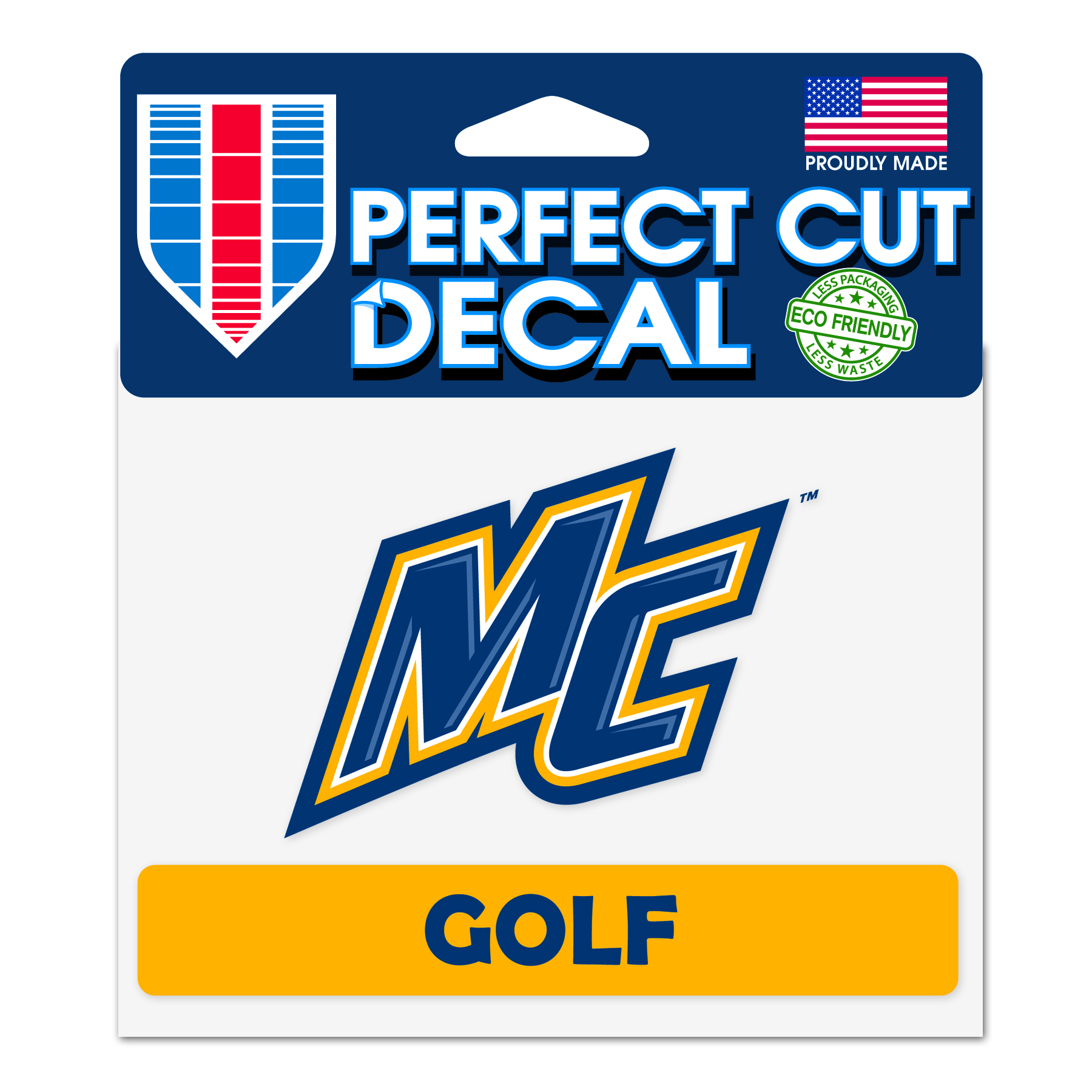 Decal - Golf