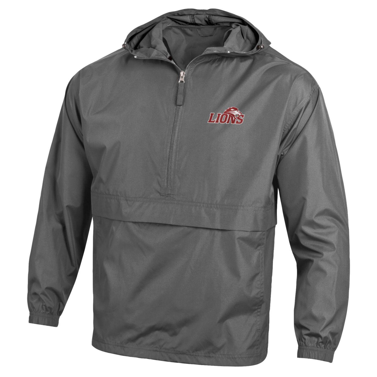 Lions Pack-N-Go Pullover