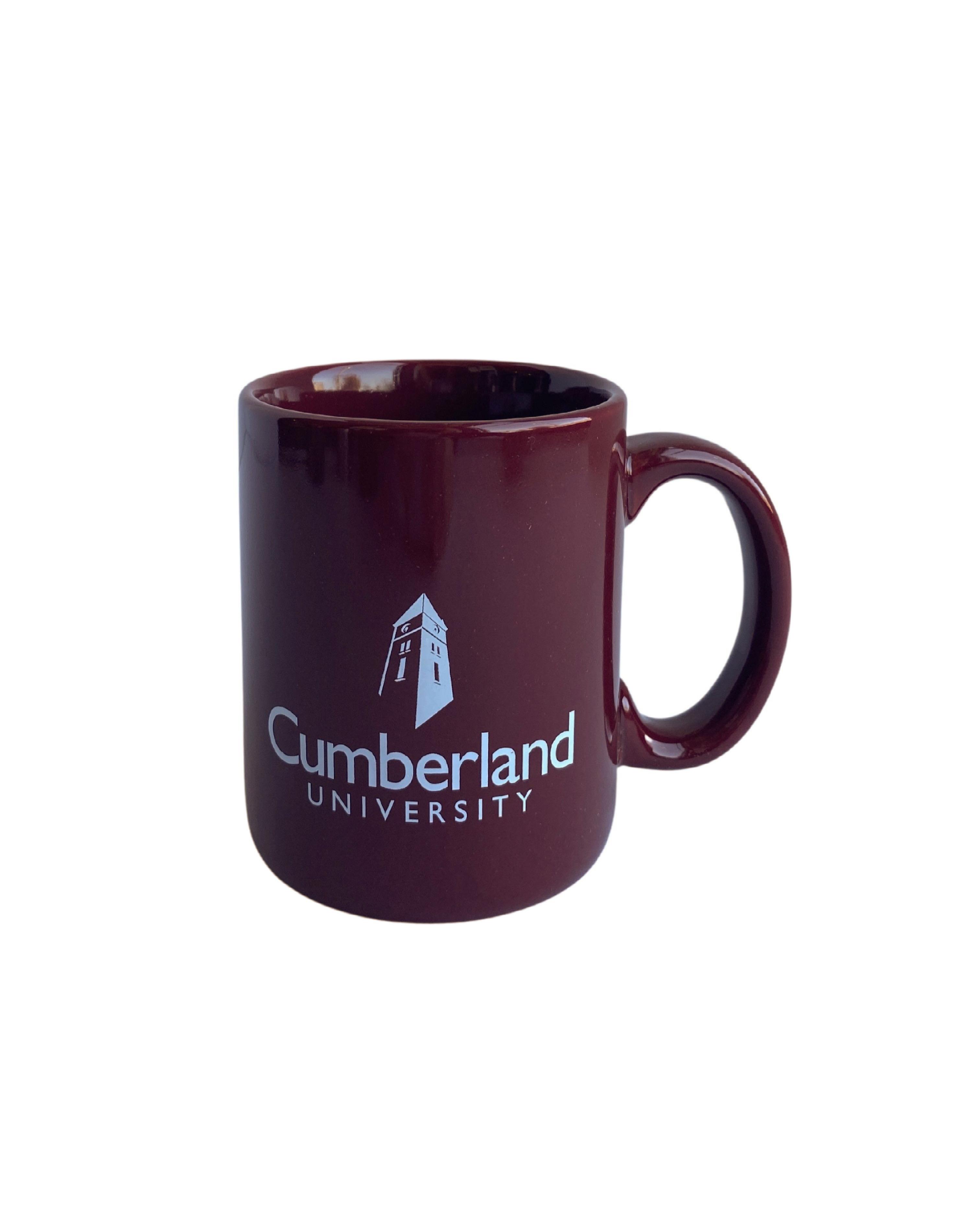 Cumberland University Maroon Mug