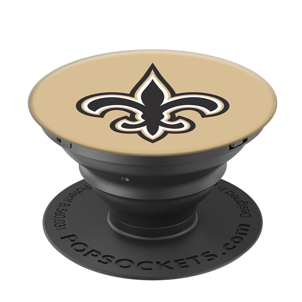 NO Saints Helmet PopSocket