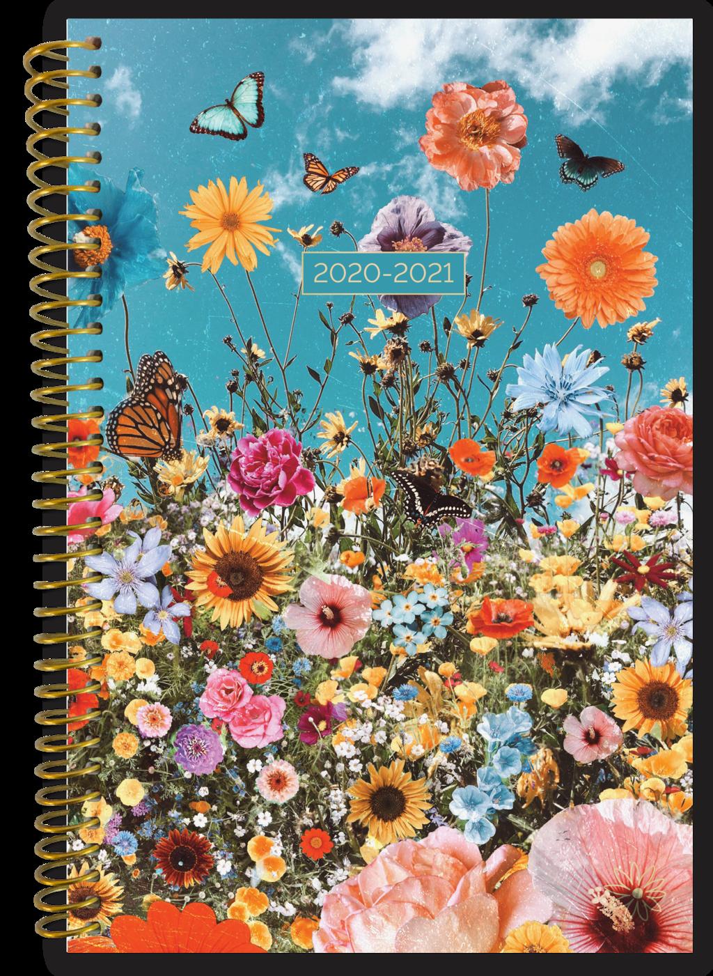 Wildflowers Planner