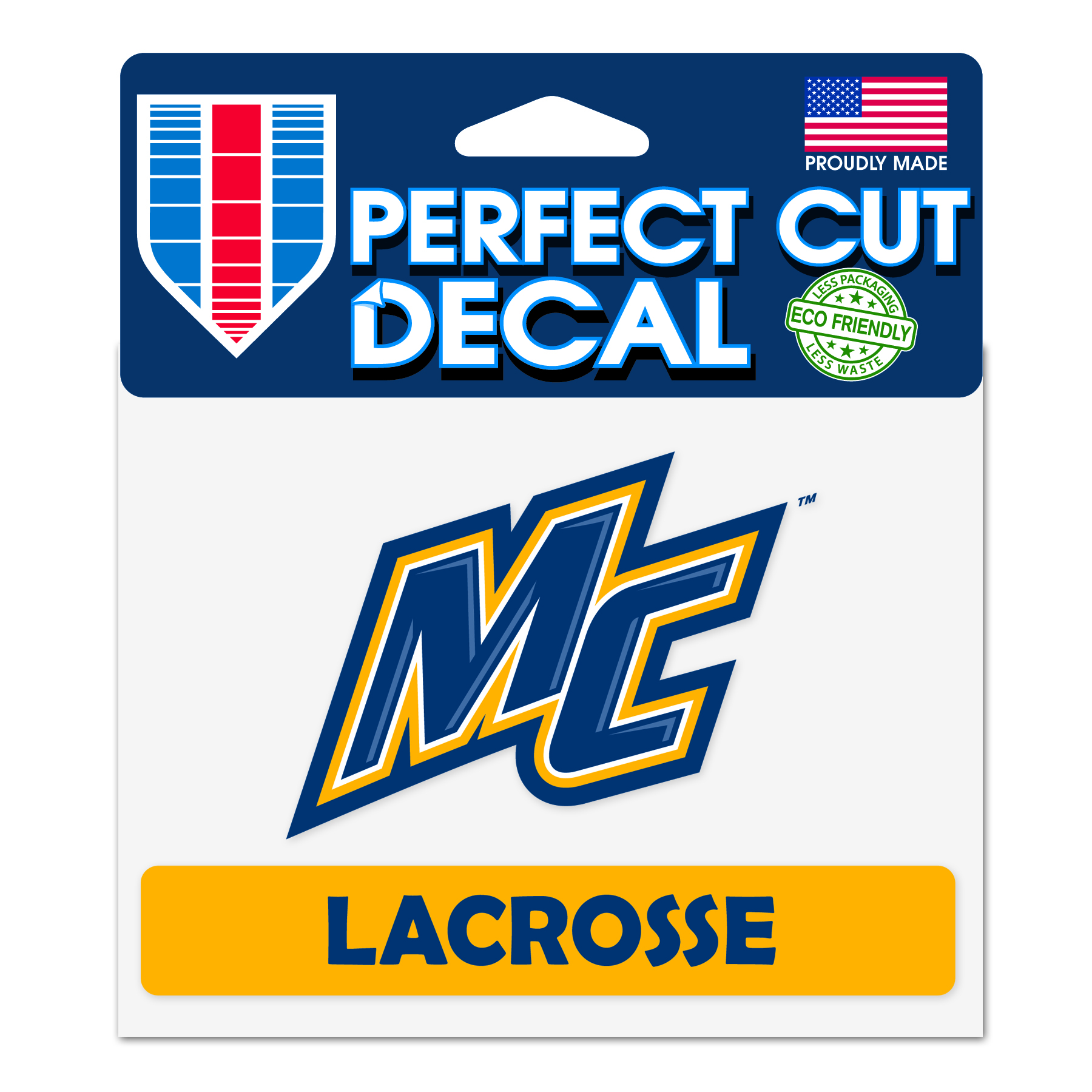 Decal - Lacrosse