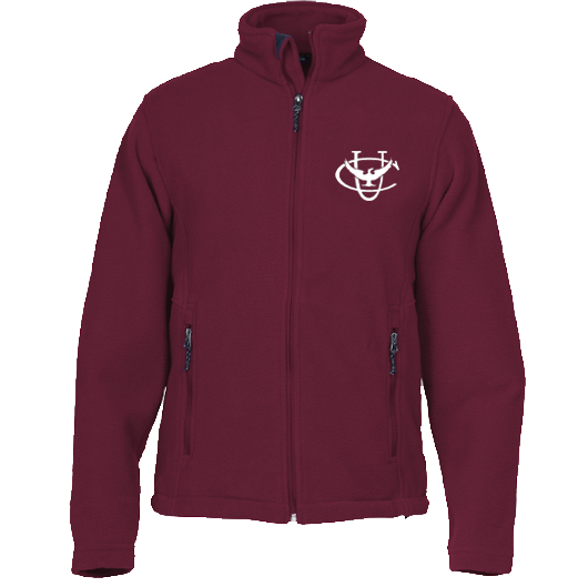 CU Old Logo Men's Fleece Jacket
