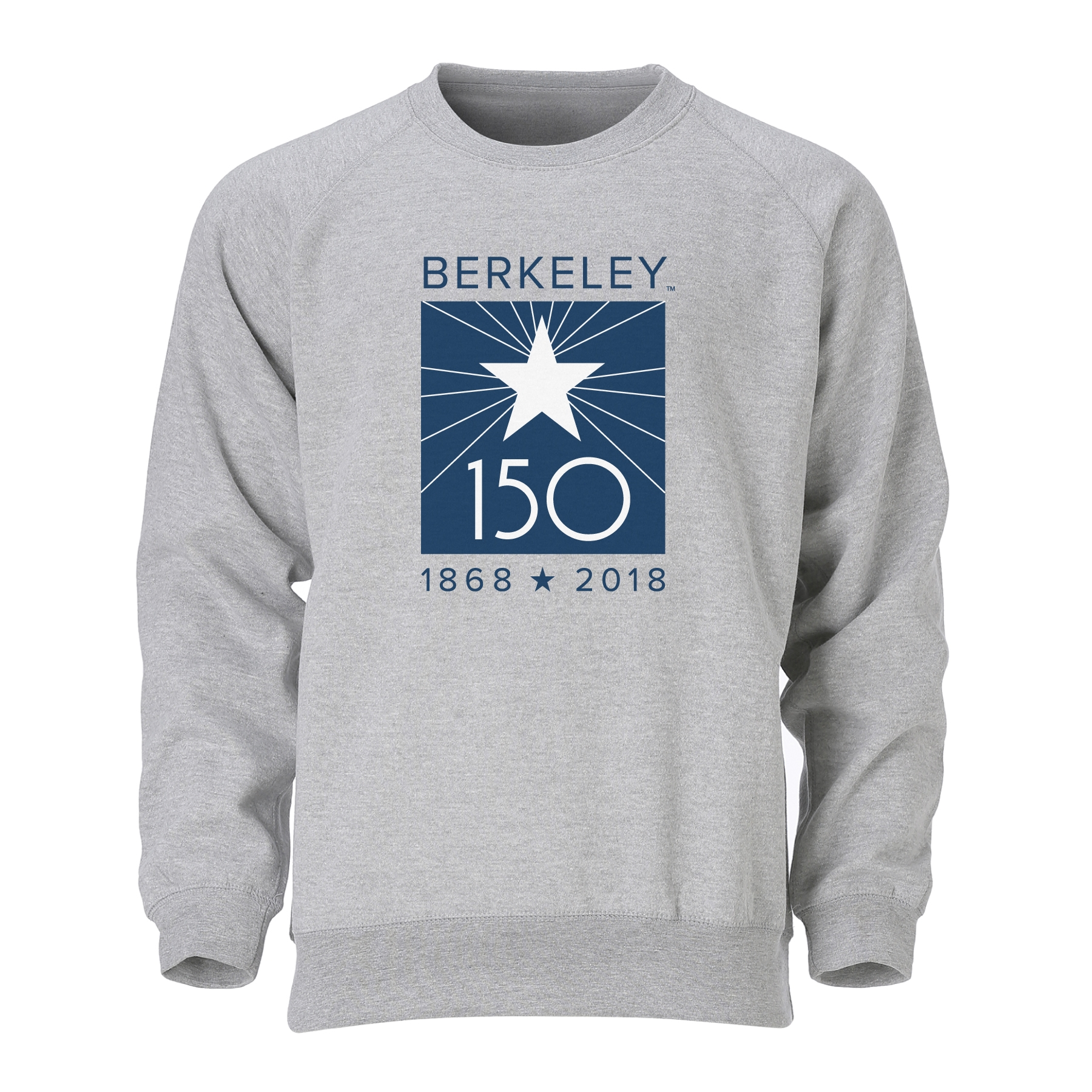Cal Bears Ouray Men's Benchmark Crew Berkeley 150