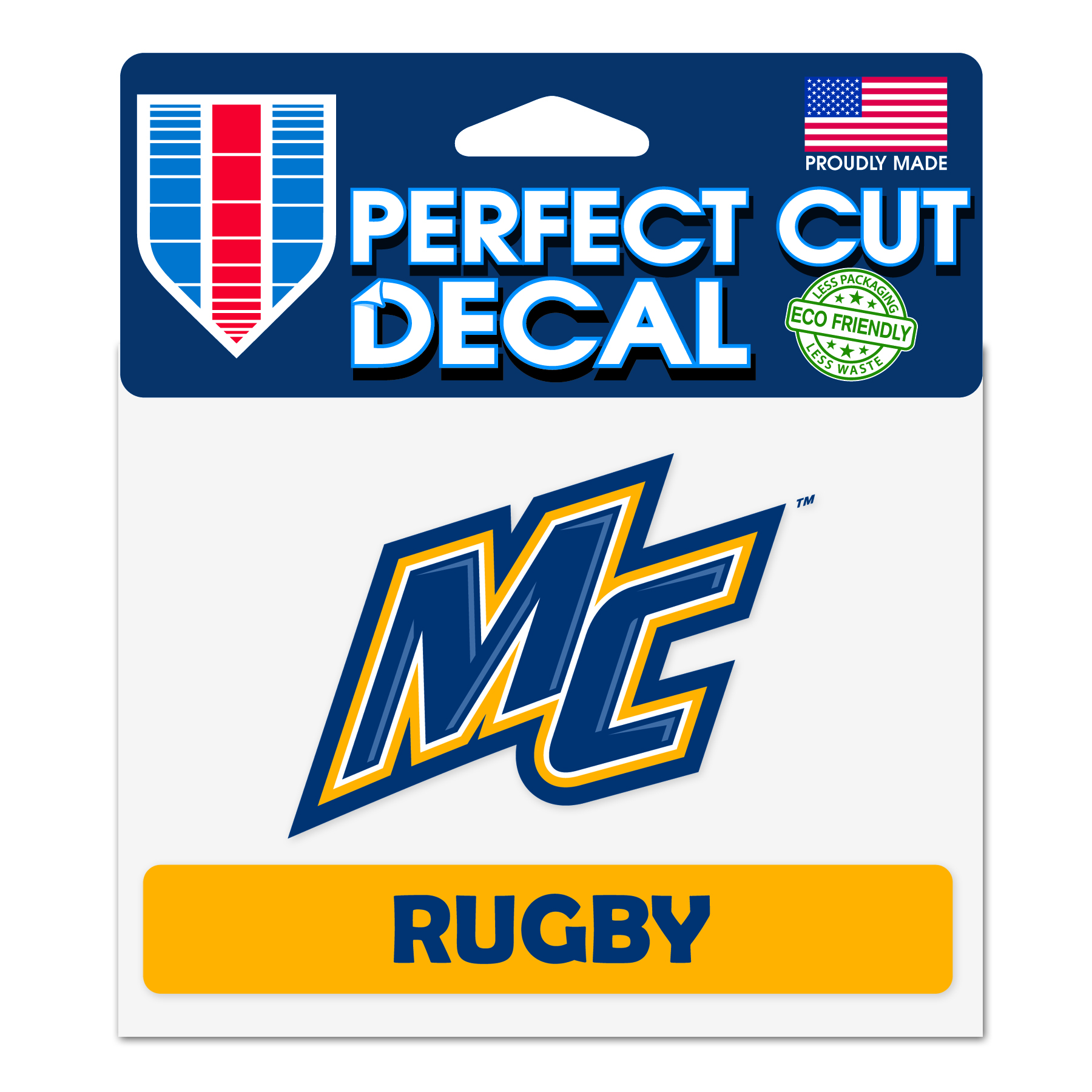 Decal - Rugby