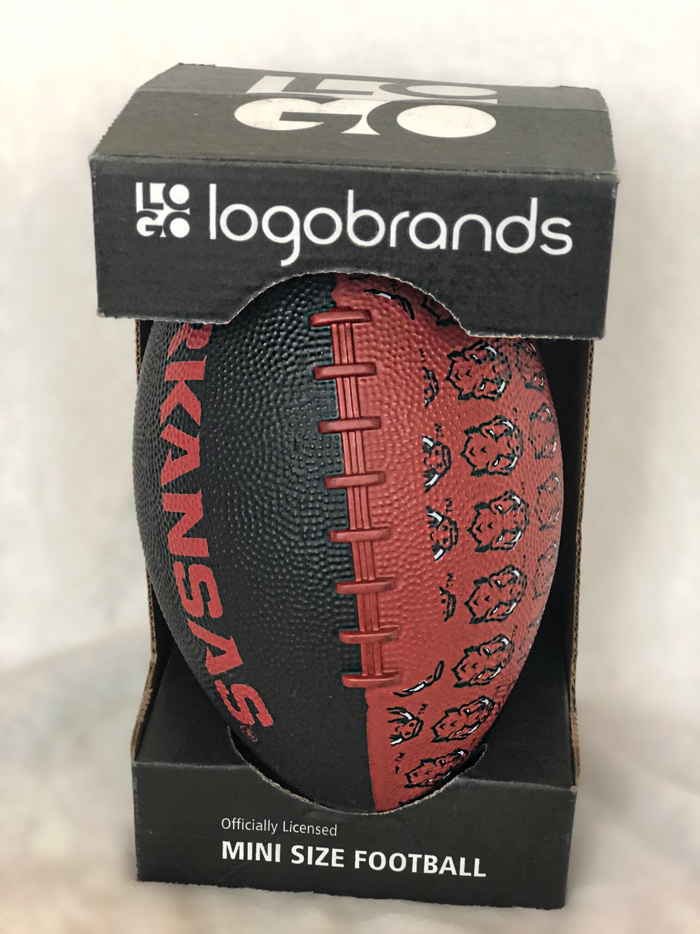 Arkansas Mini Sized Football
