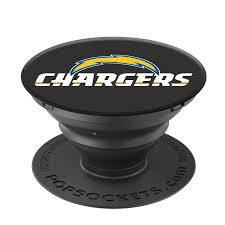 LA Chargers Logo PopSocket
