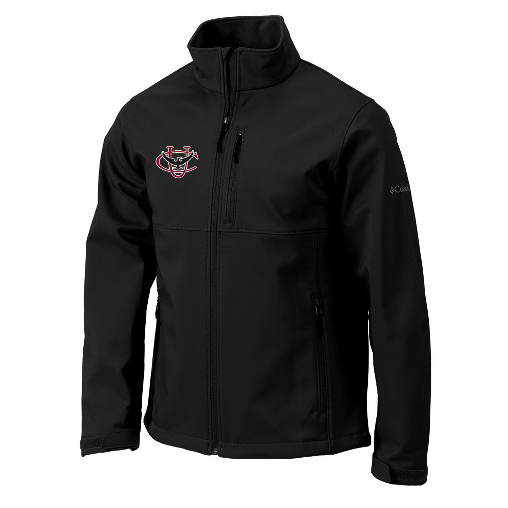 CU Old Logo Ascender Jacket