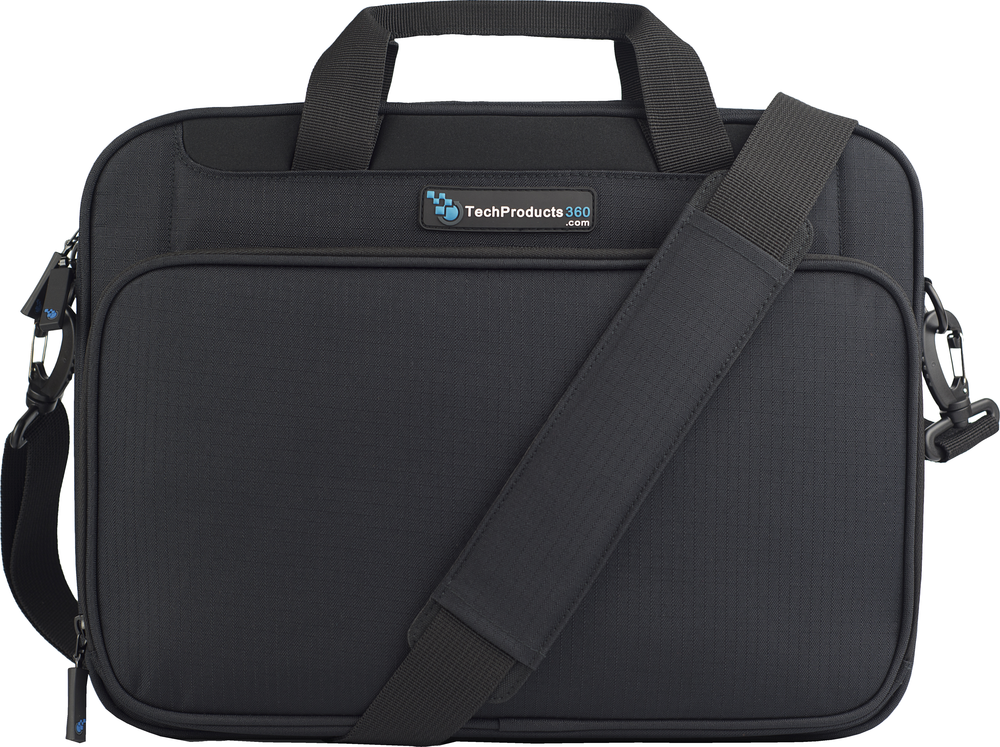 TechProducts360 Vault Briefcase 12in