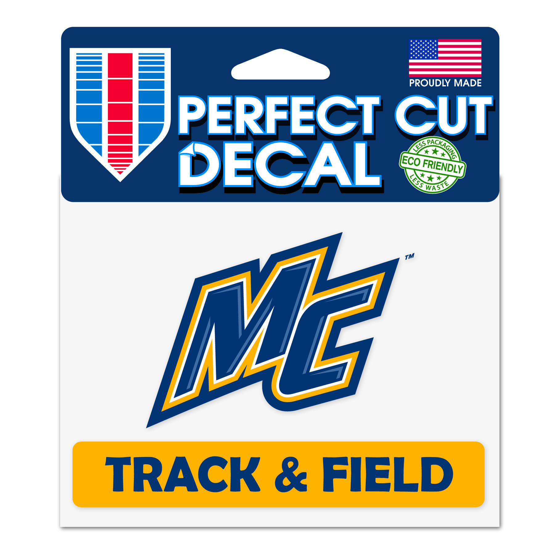Decal - Track & Field