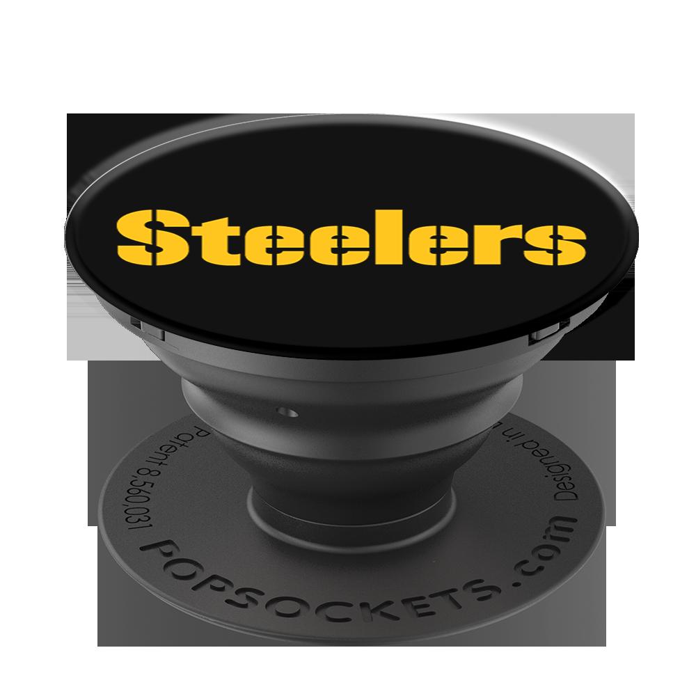 PIT Steelers Logo PopSocket