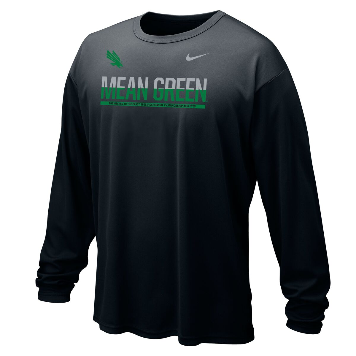 MEAN GREEN LONG SLEEVE