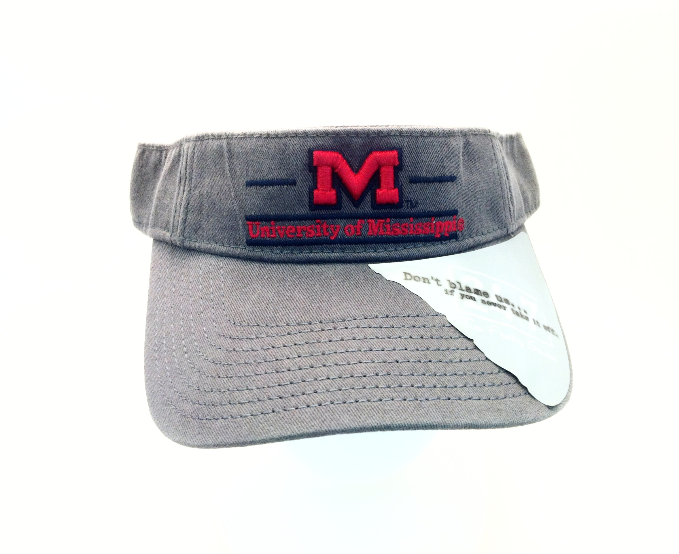 Grey Visor 3D M Bar