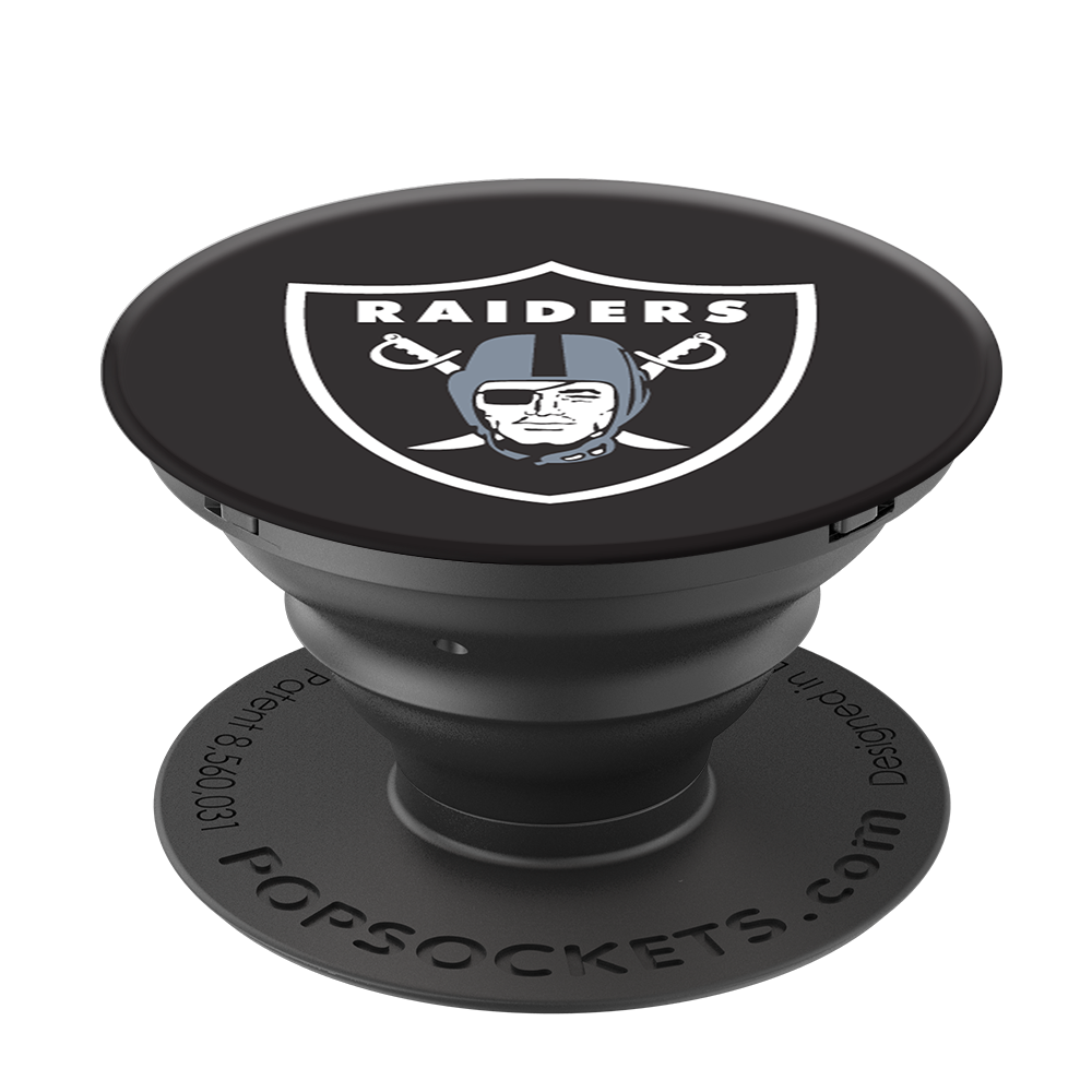 Oakland Raiders Logo PopSocket