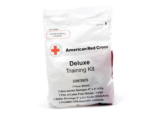 American Red Cross Deluxe Training Kit