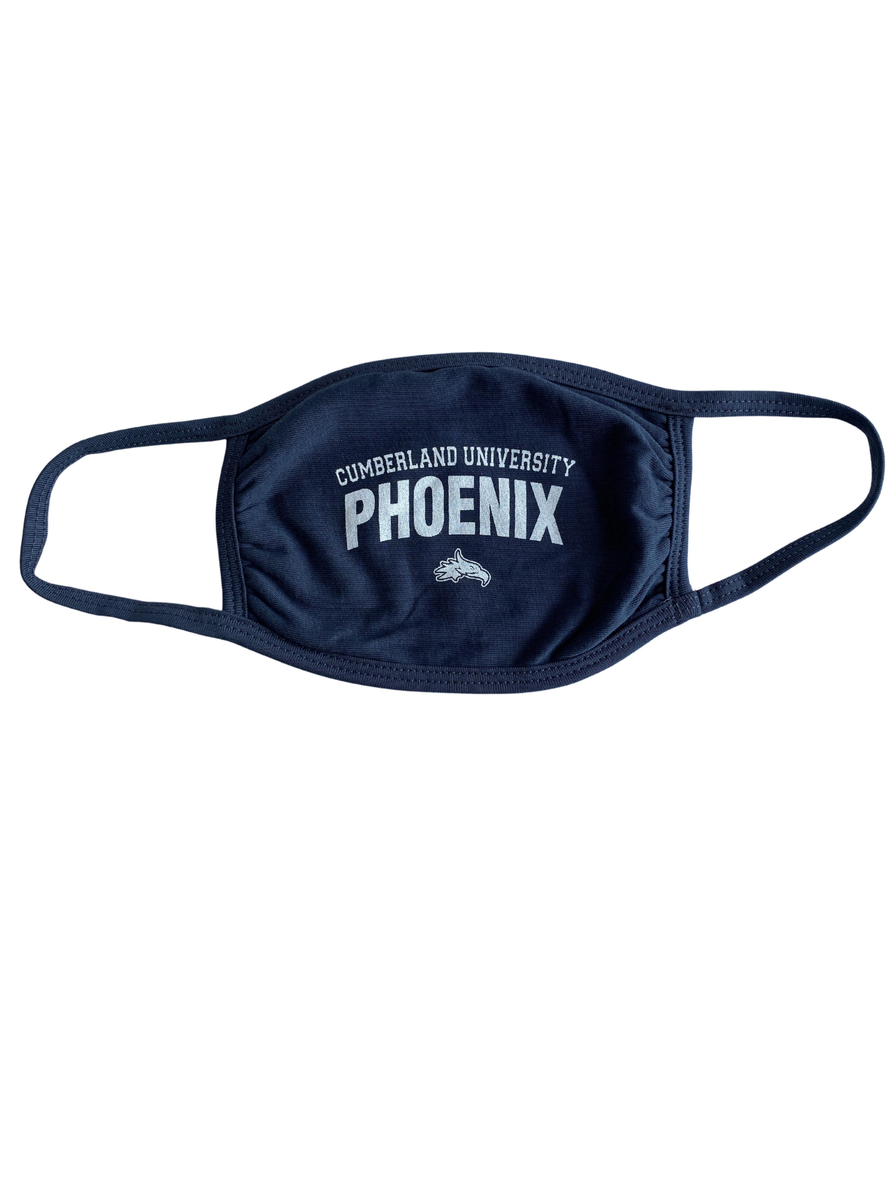 Cumberland University Phoenix Reusable Face Mask