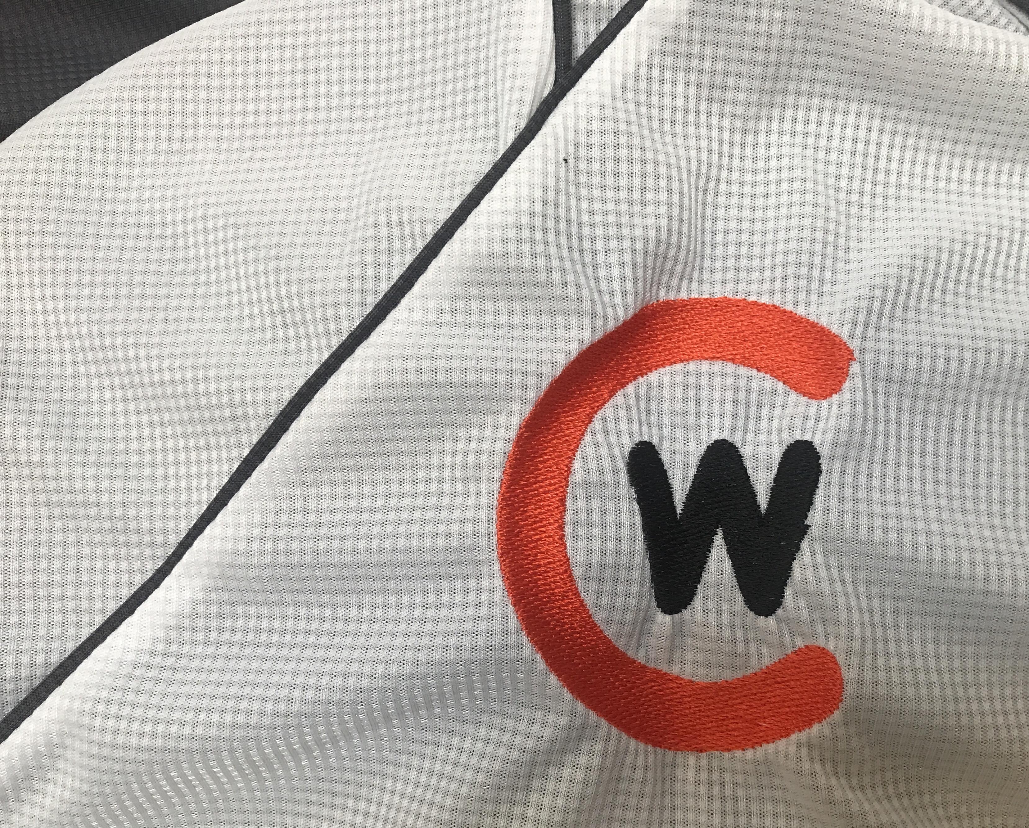 CW Logo Reversible Shorts