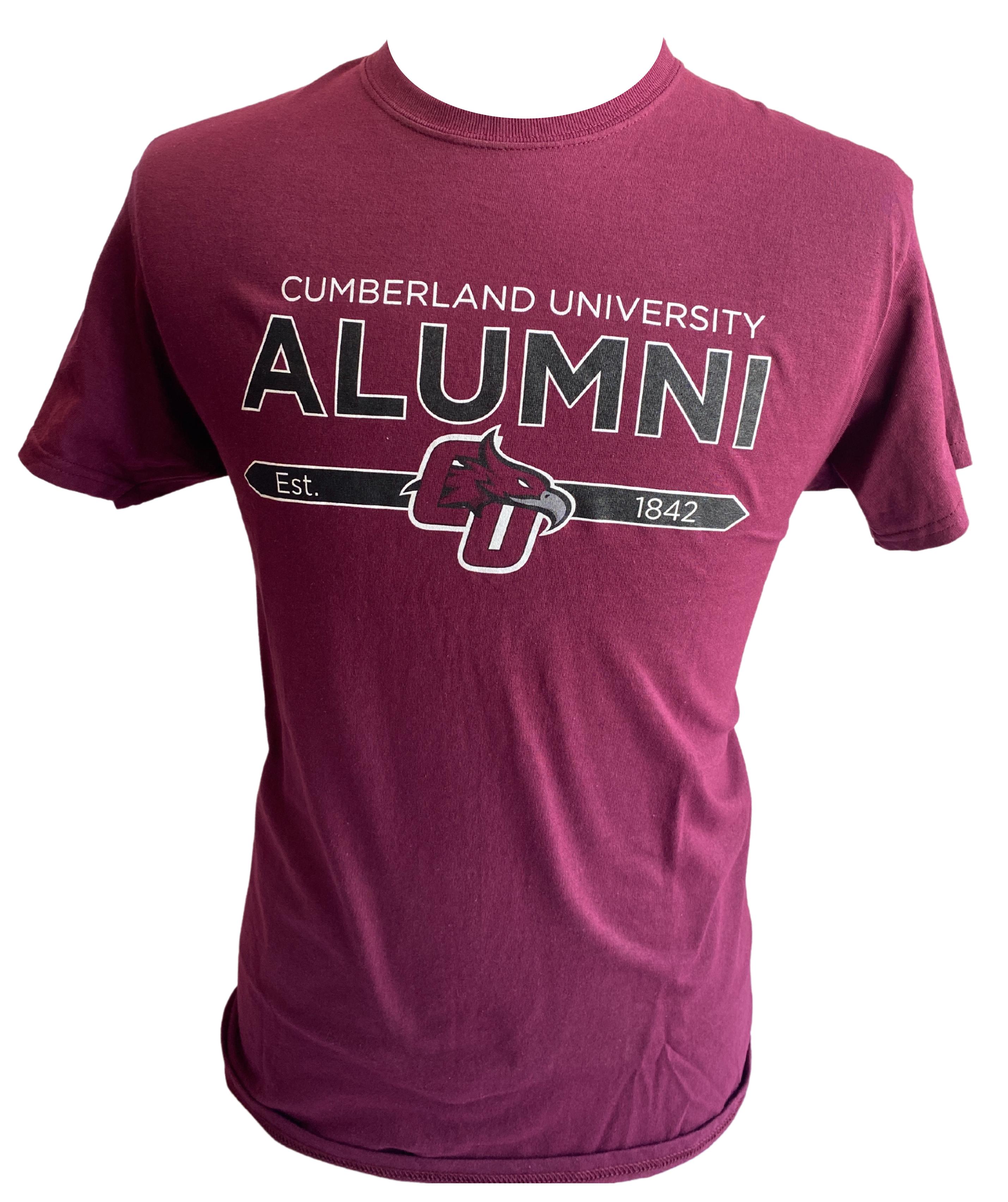CU Alumni Est. 1842 Tshirt