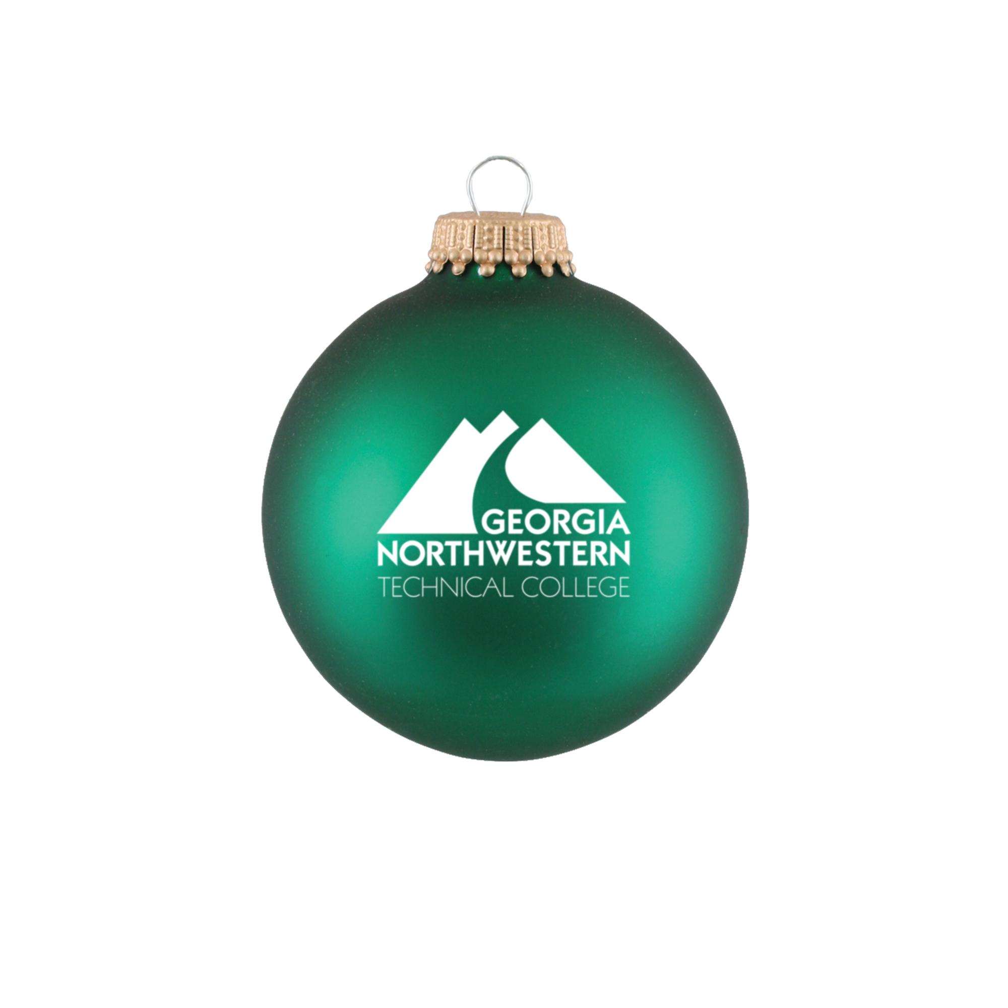 GNTC Glass Ball Ornament Matte