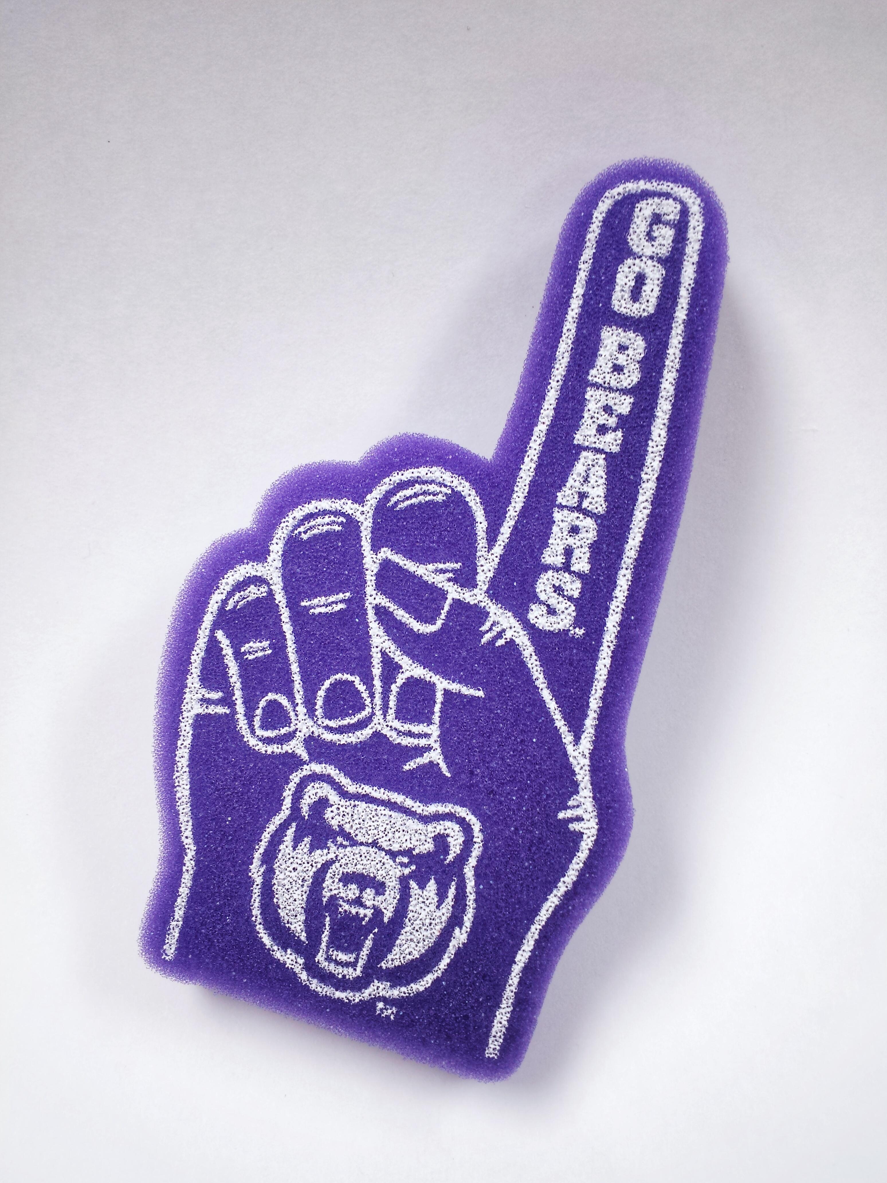"""UCA 22"""" Foam Finger"""
