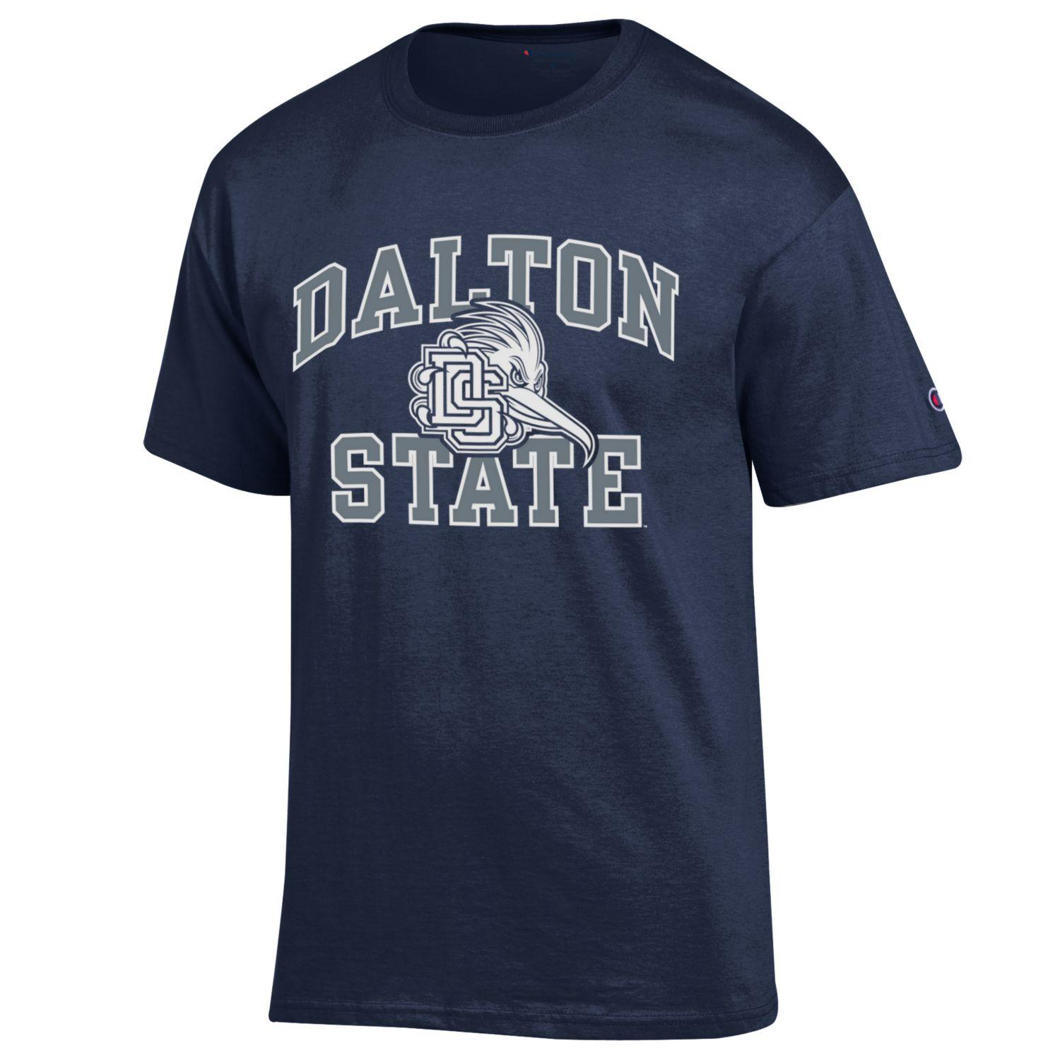 Dalton State DS Roadrunner Logo Arch Short Sleeve T-Shirt