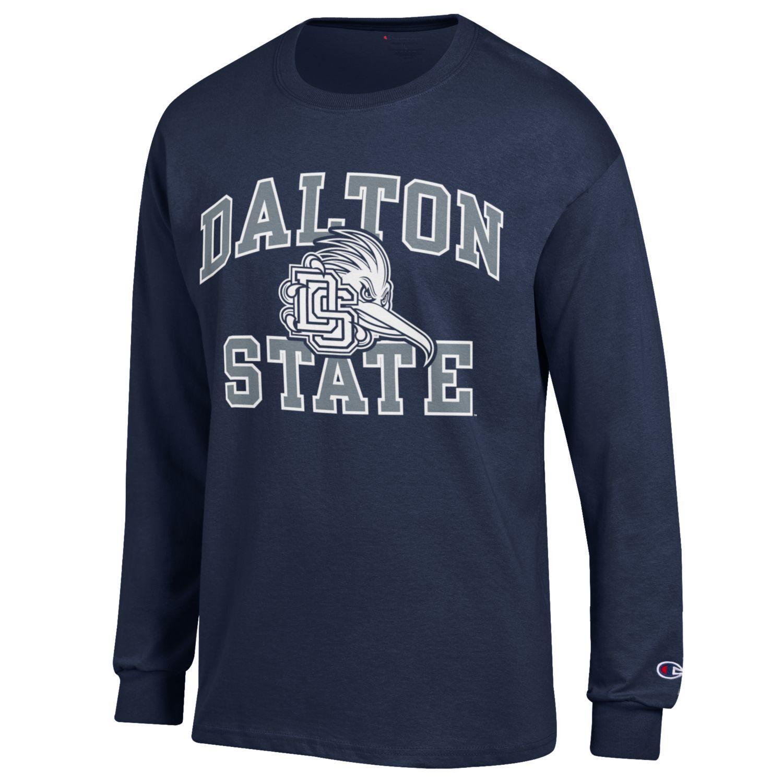Dalton State DS Roadrunner Logo Arch Long Sleeve Shirt