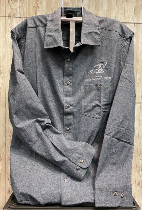CCC button down dress shirt