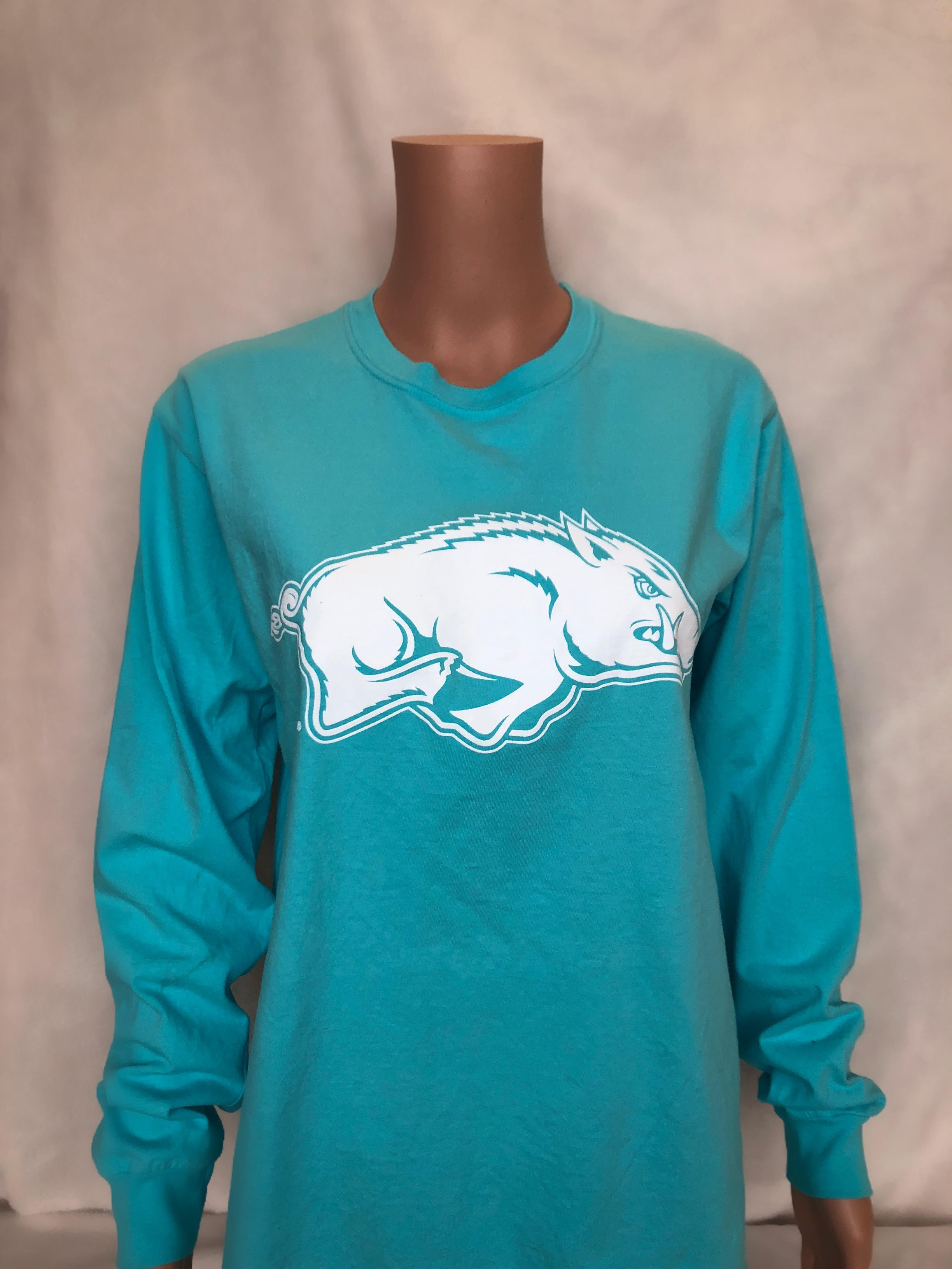Running Hog Comfort Color Tee
