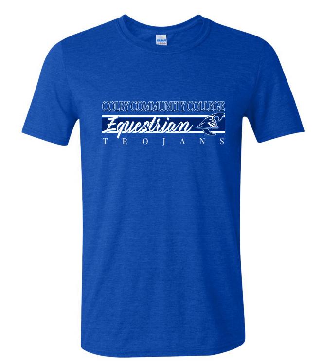 Equestrian Dept T-shirt