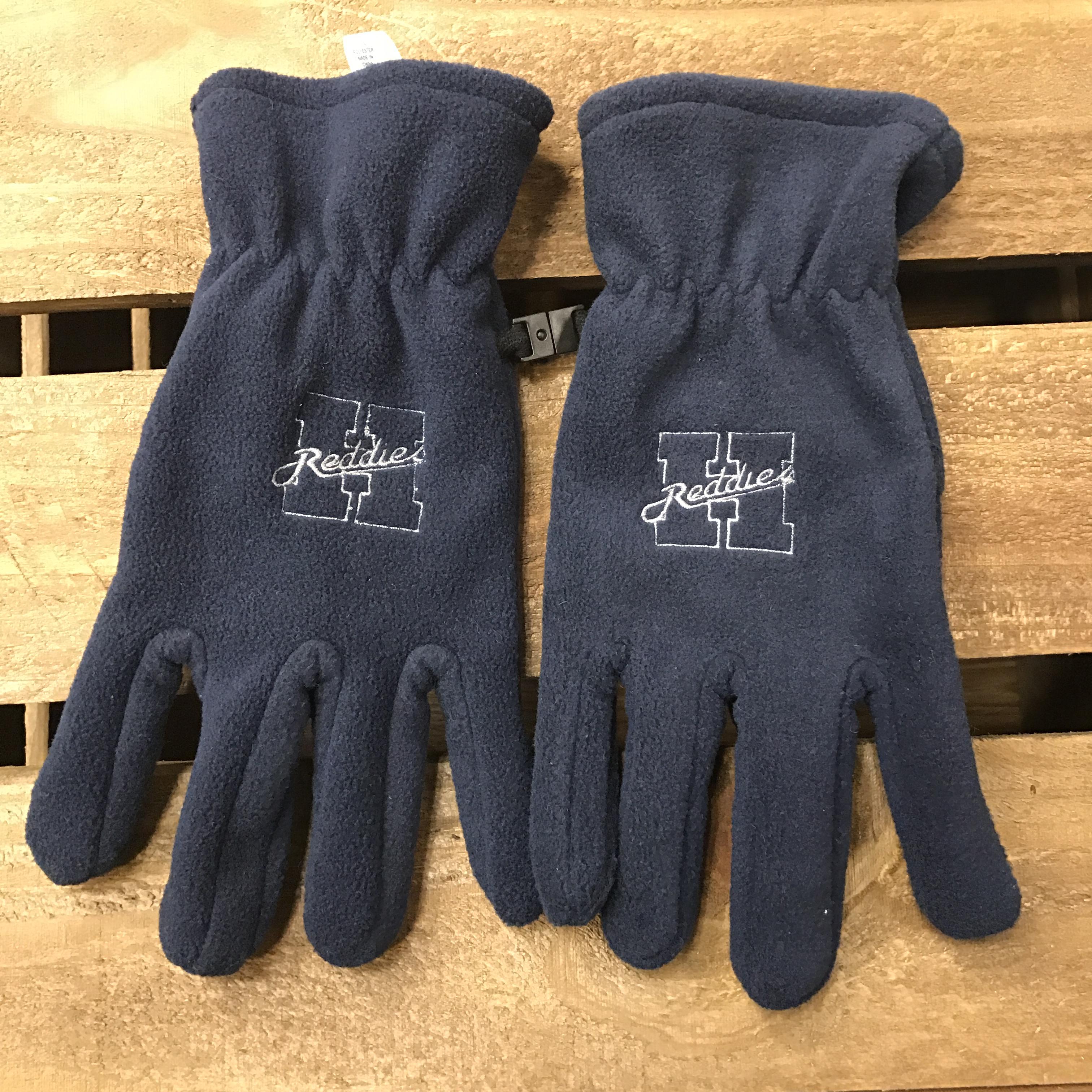 Fleece Gloves Old Logo