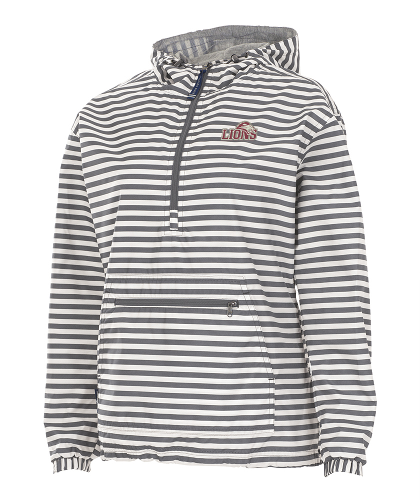 Women's Striped Pullover