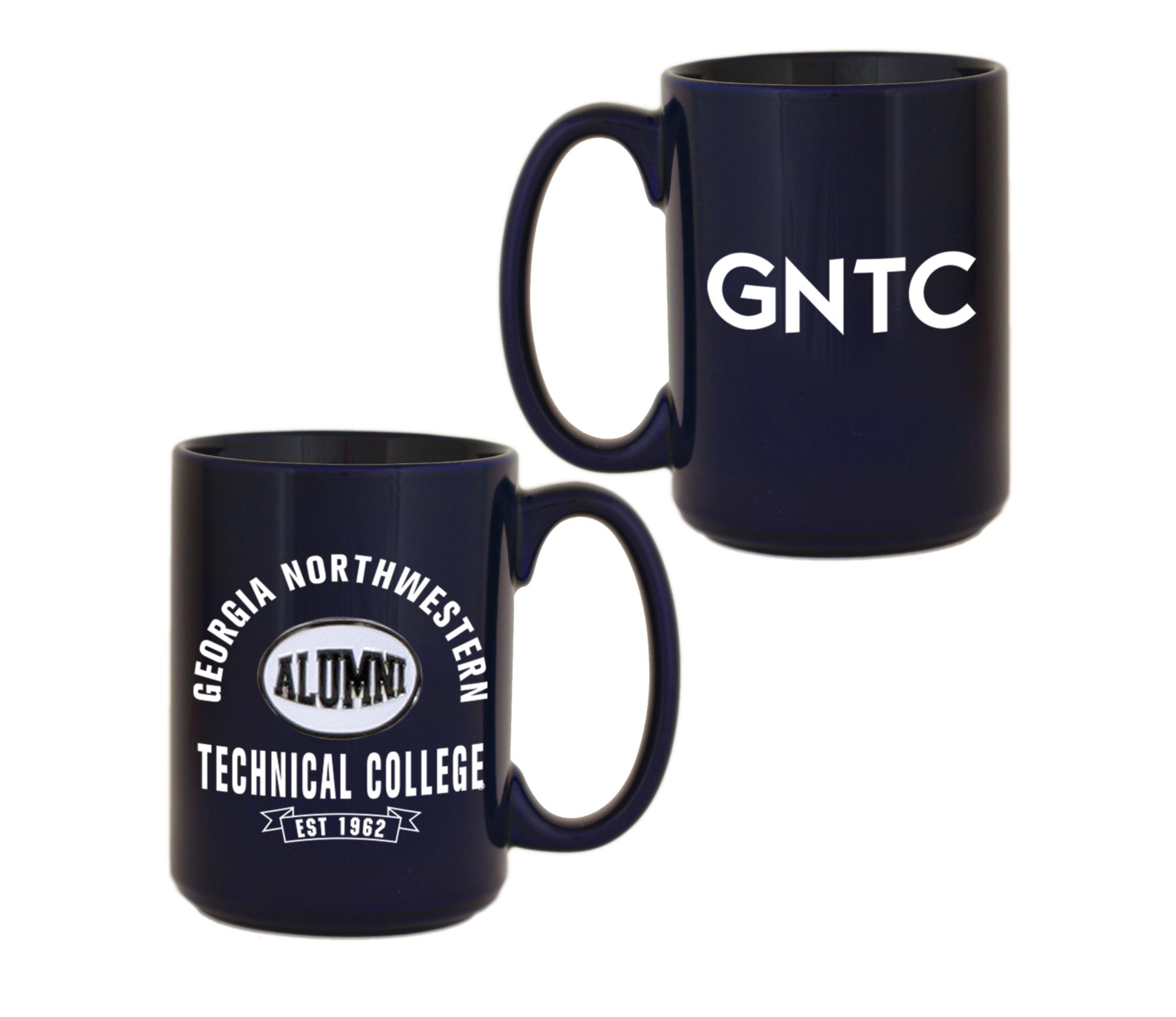 GNTC Est. 1962 Alumni Medallion Mug