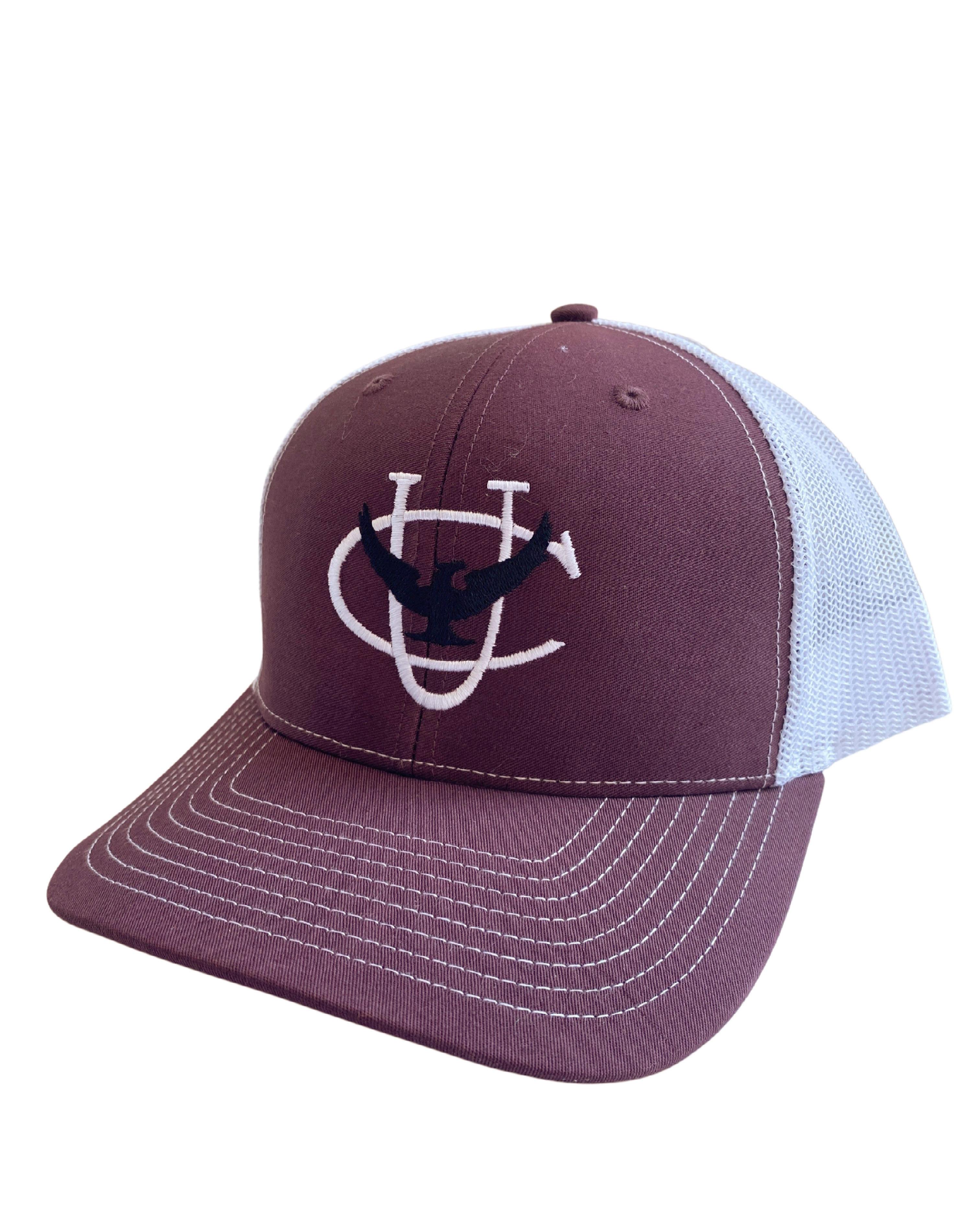 CU Old Logo Mesh Hat