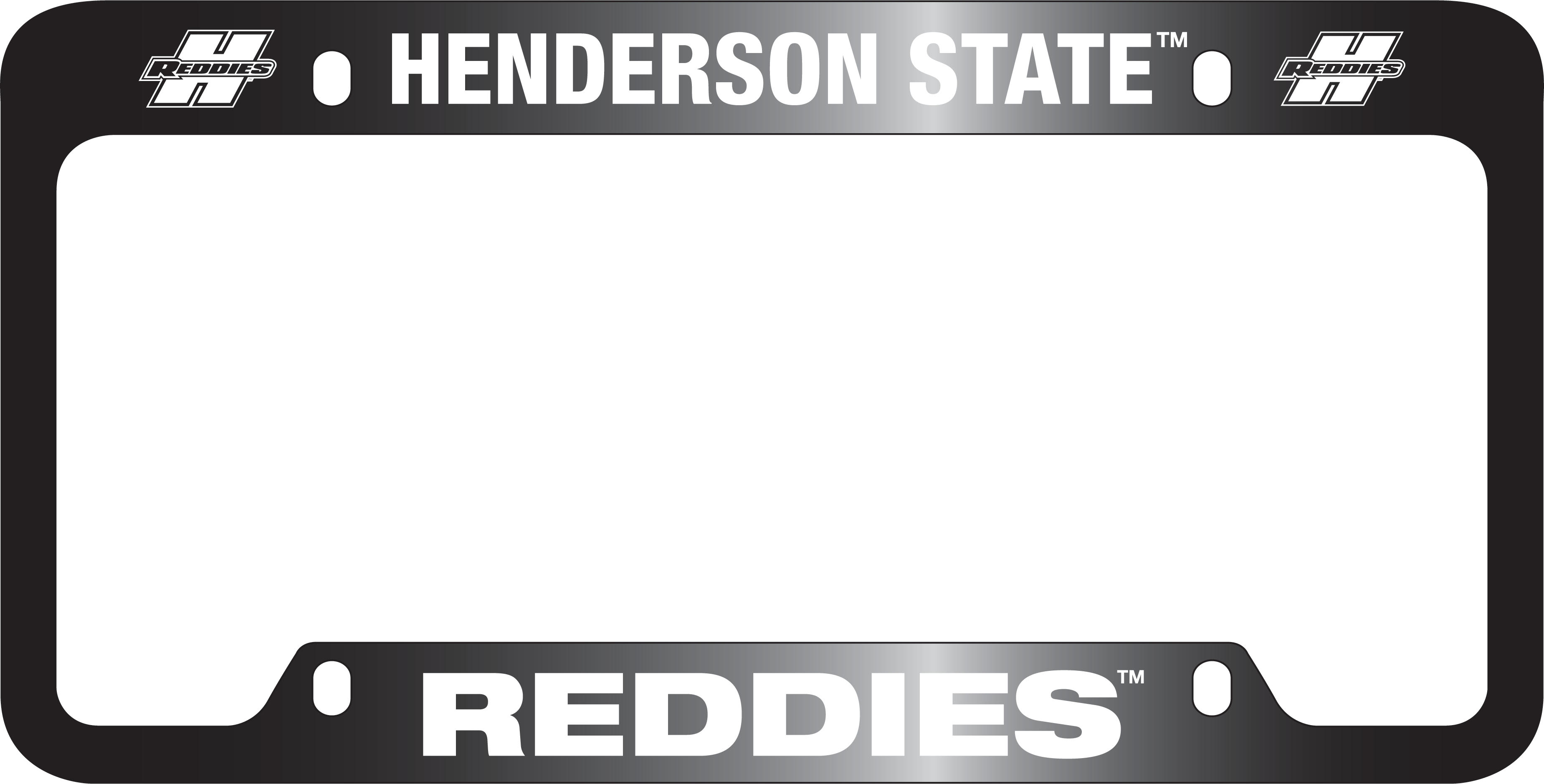 HSU License Plate Frame