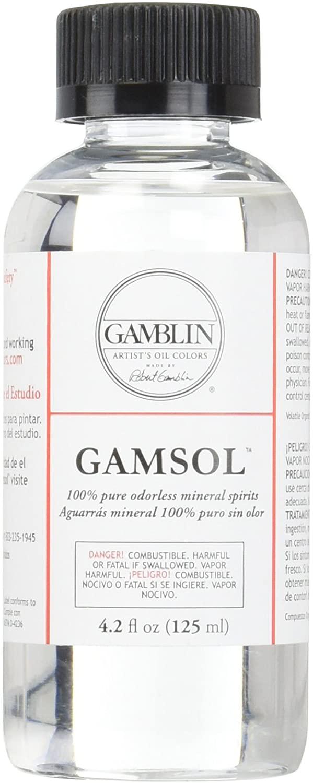 Gamsol 100% Mineral Oil