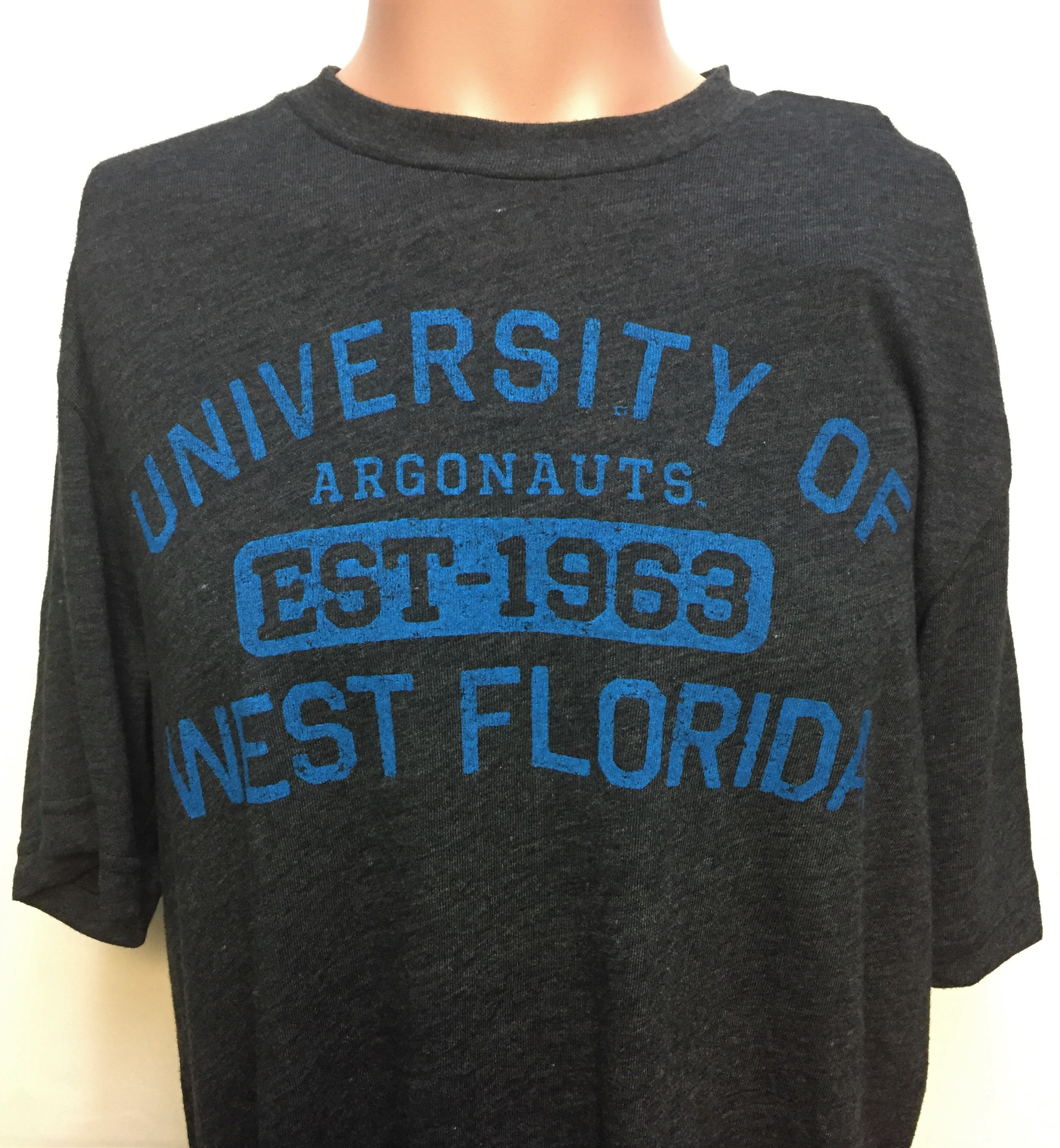 WEST FLORIDA TRI BLEND TEE